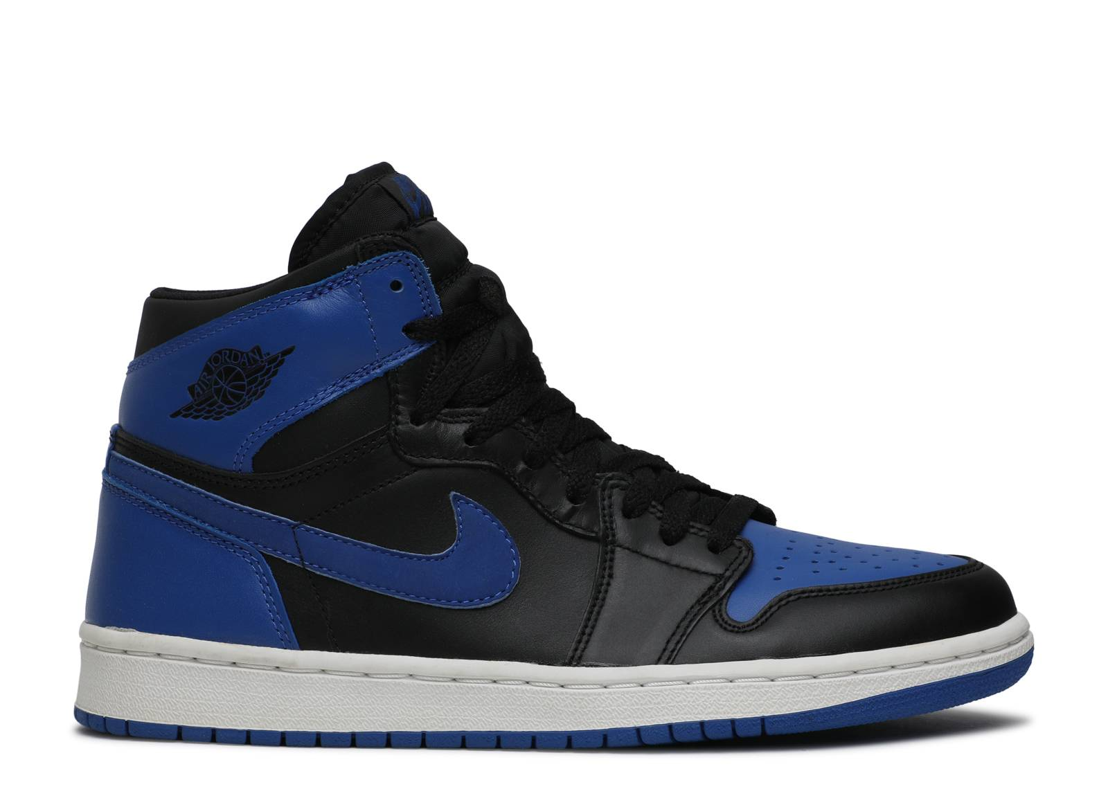 885d778497ab Air Jordan 1 Retro - Air Jordan - 136066 041 - black royal blue ...