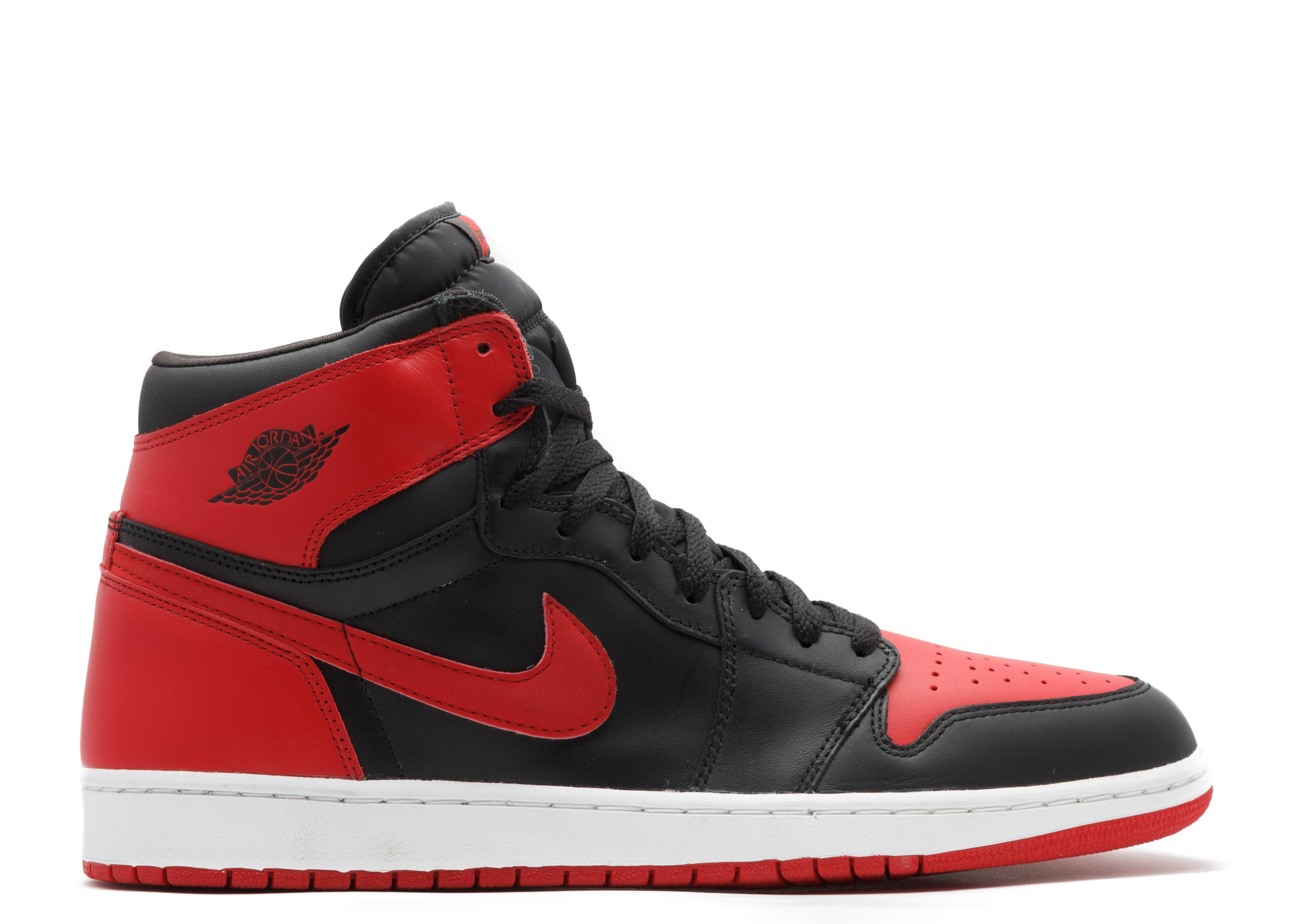 all black and red air jordans