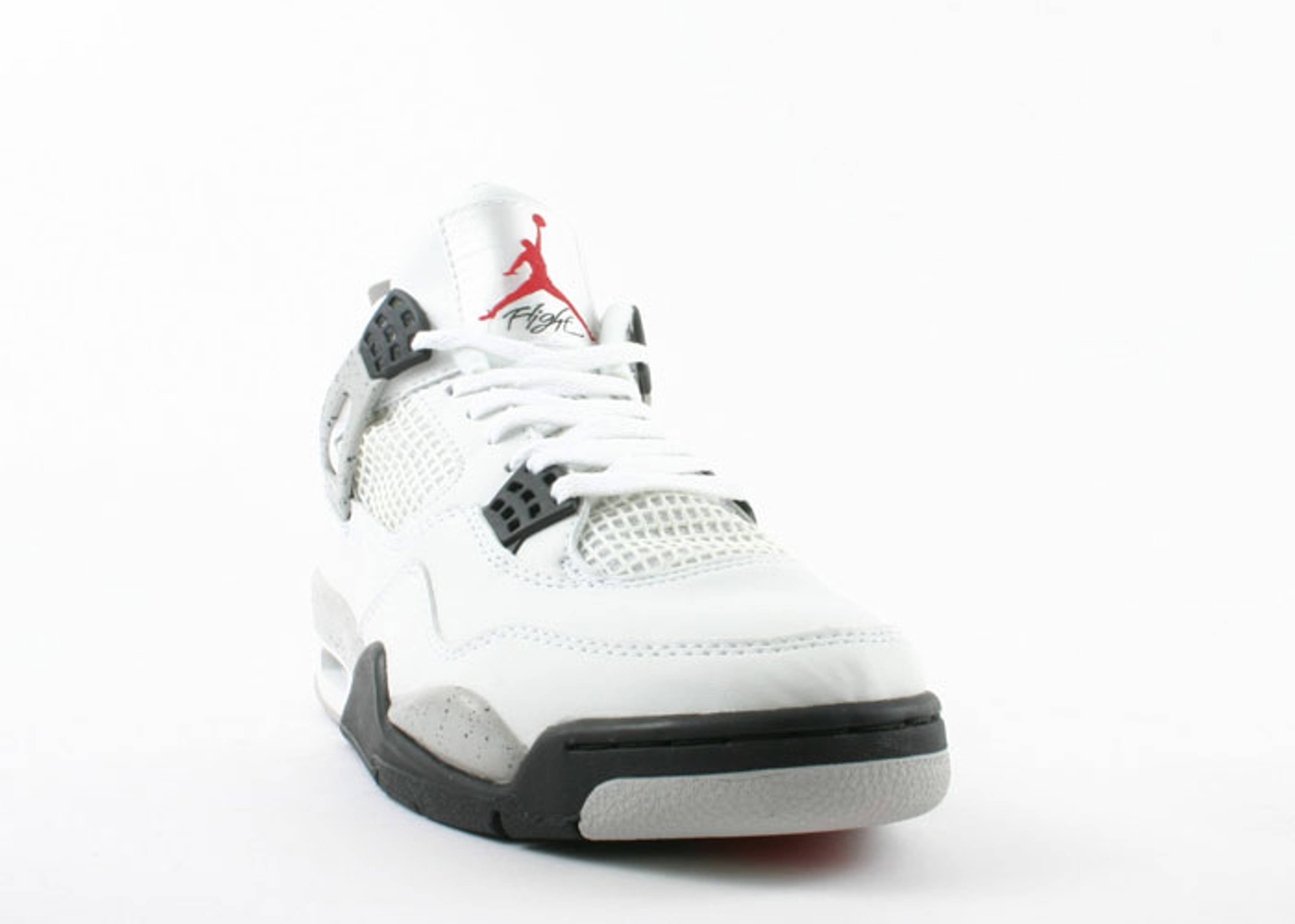 Air Jordan 4 Retro 'Cement' 1999