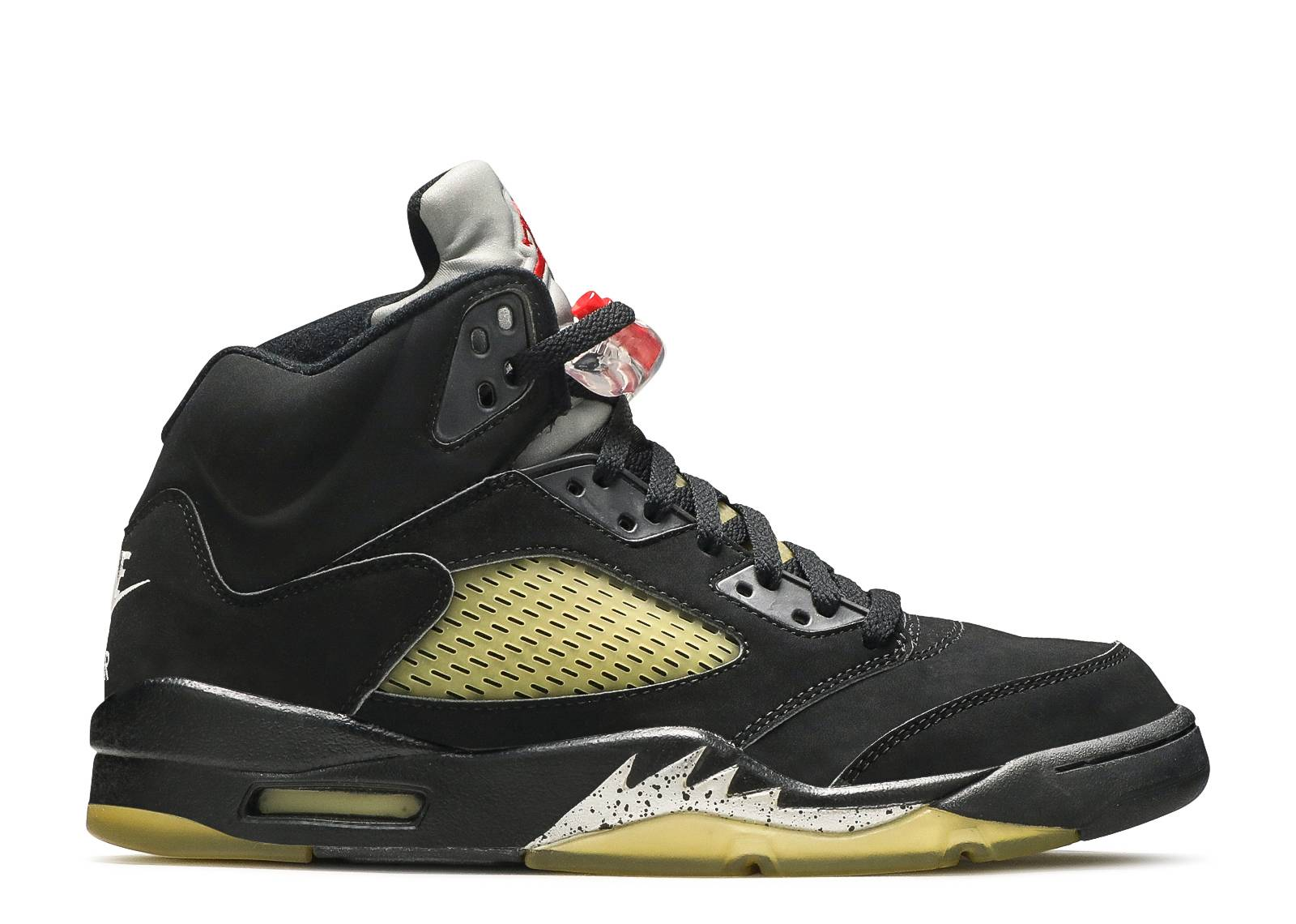 cb313fb7551f Air Jordan 5 Retro - Air Jordan - 136027 001 - black black-metallic ...
