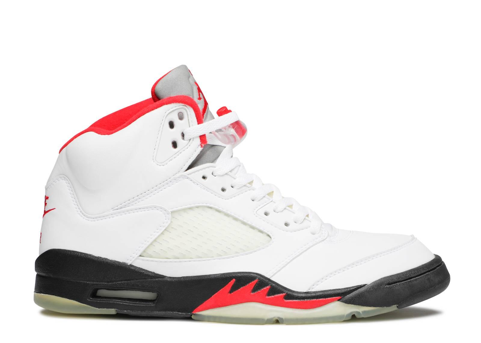 Air Jordan 5 Retro 'Fire Red' 2000