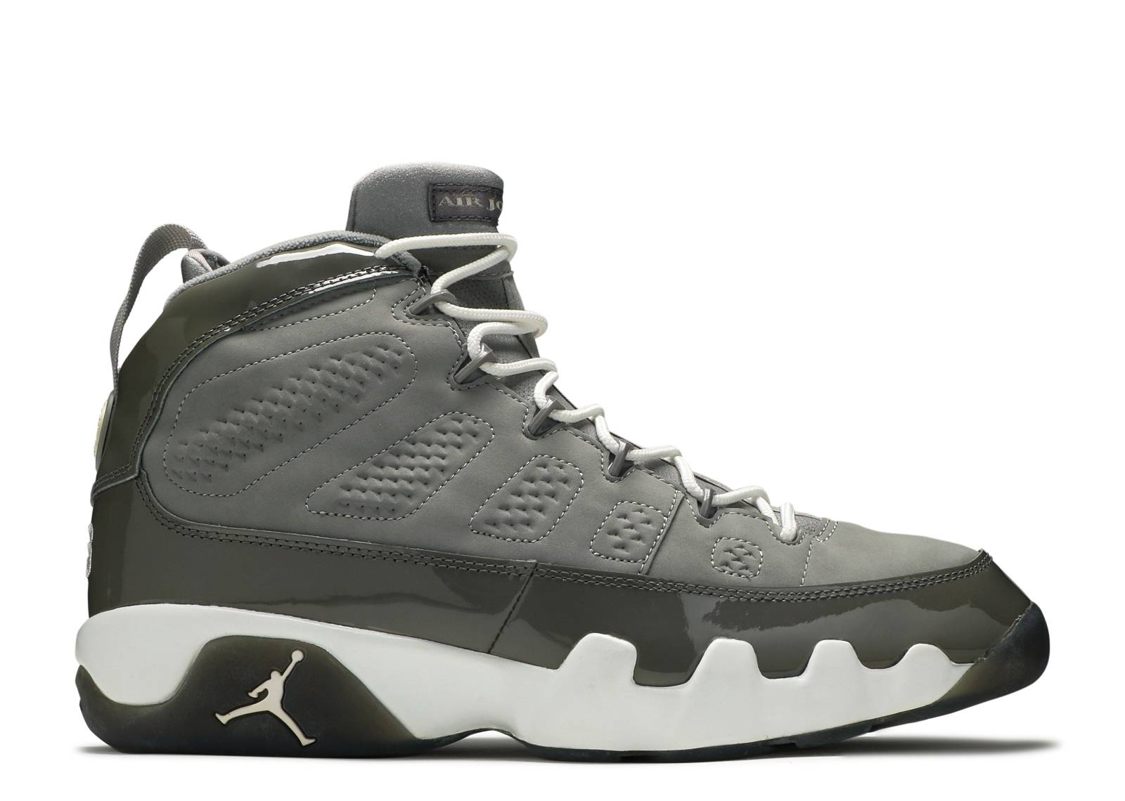 "air jordan 9 retro ""cool grey"""