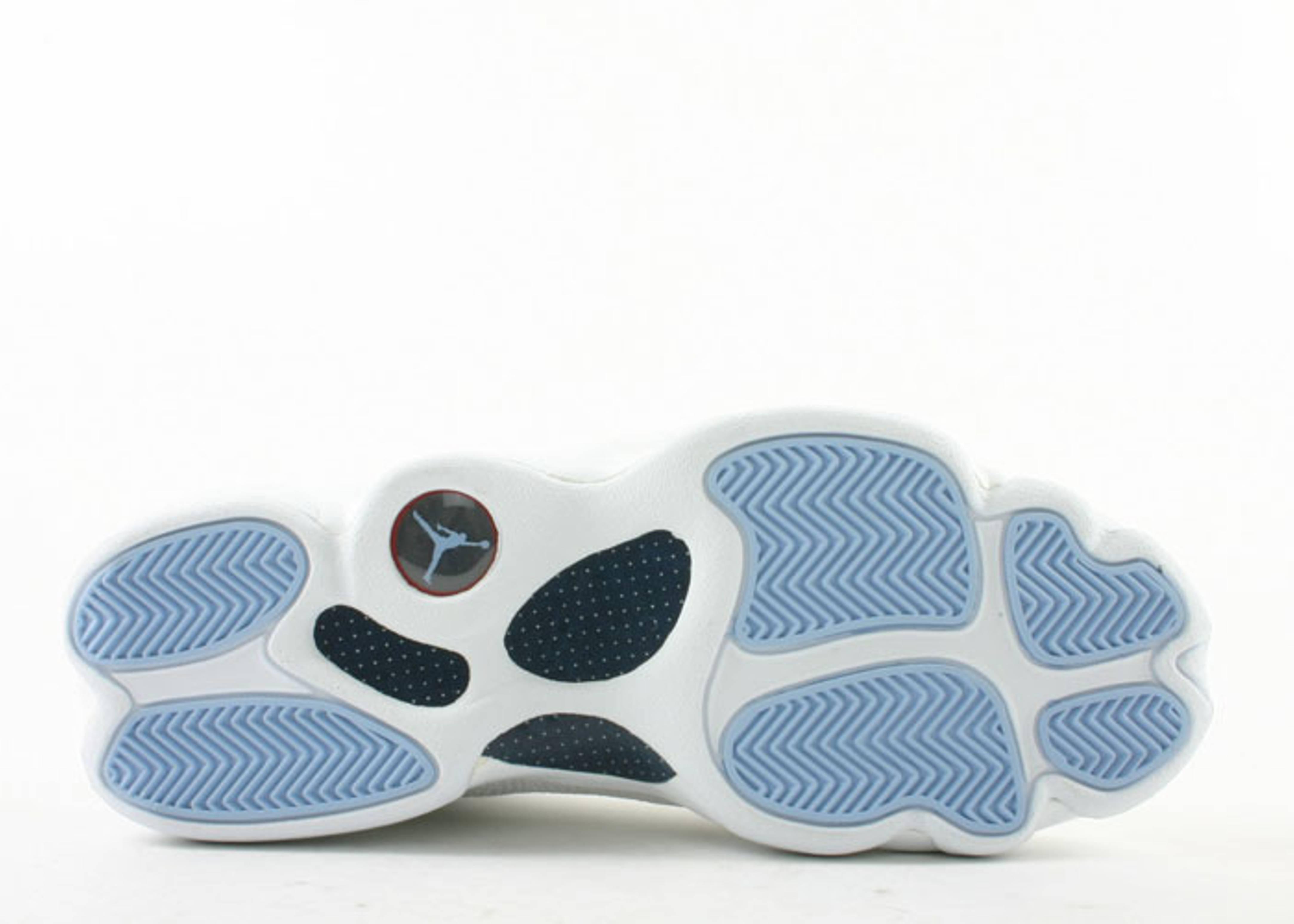 5d03a2913bc0 ... air jordan 13 retro low air jordan 310810 103 white metallic silver  midnight navy ice blue