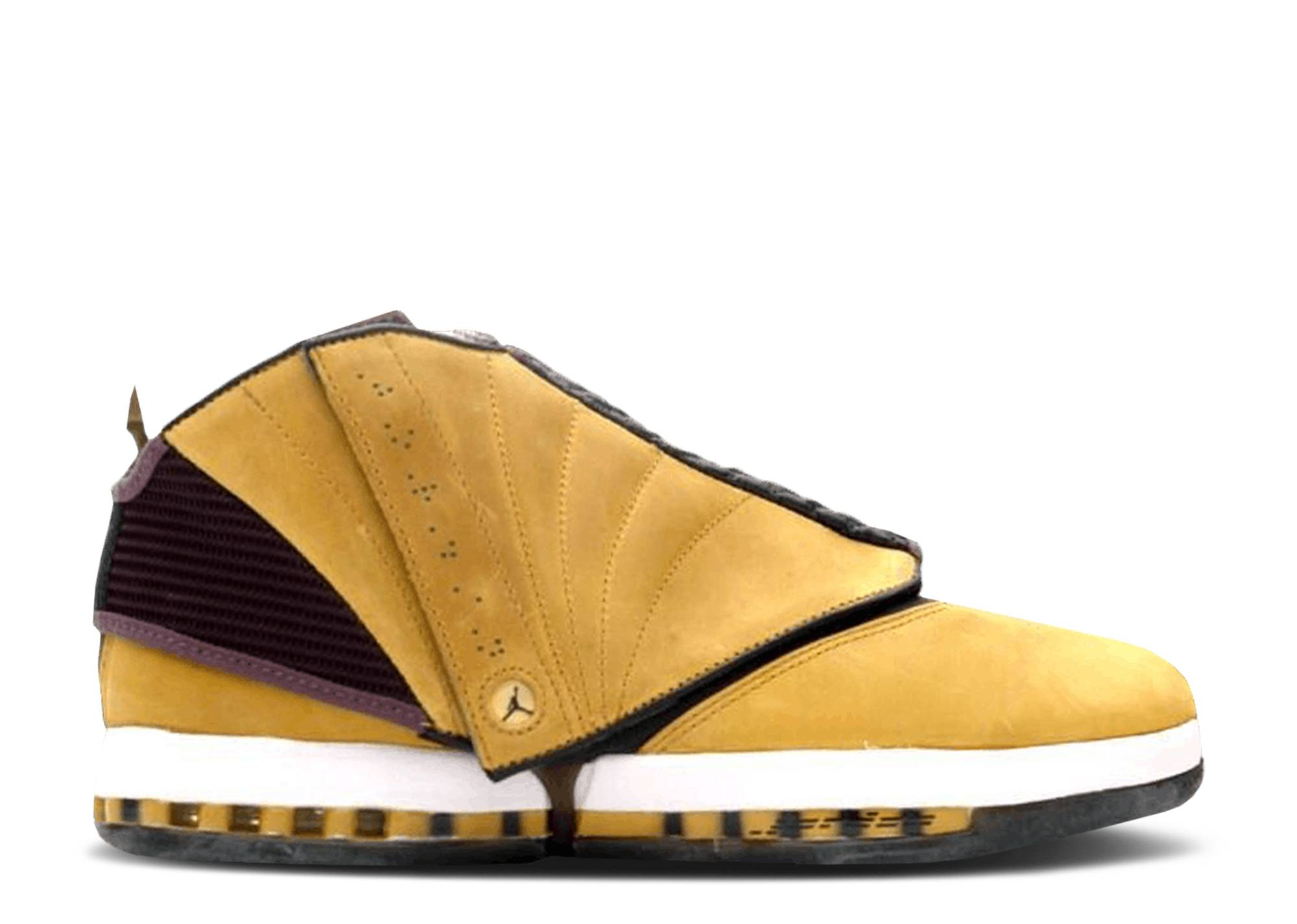 "air jordan 16 + ""ginger"""