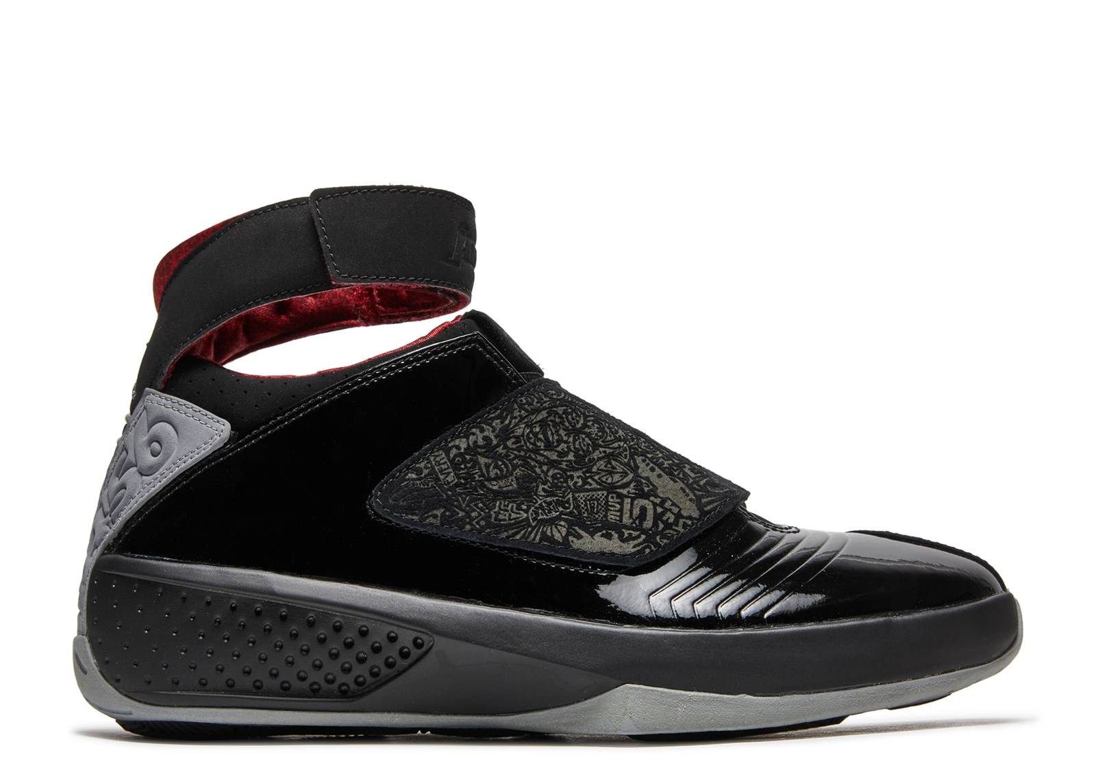 "air jordan 20 ""stealth"""