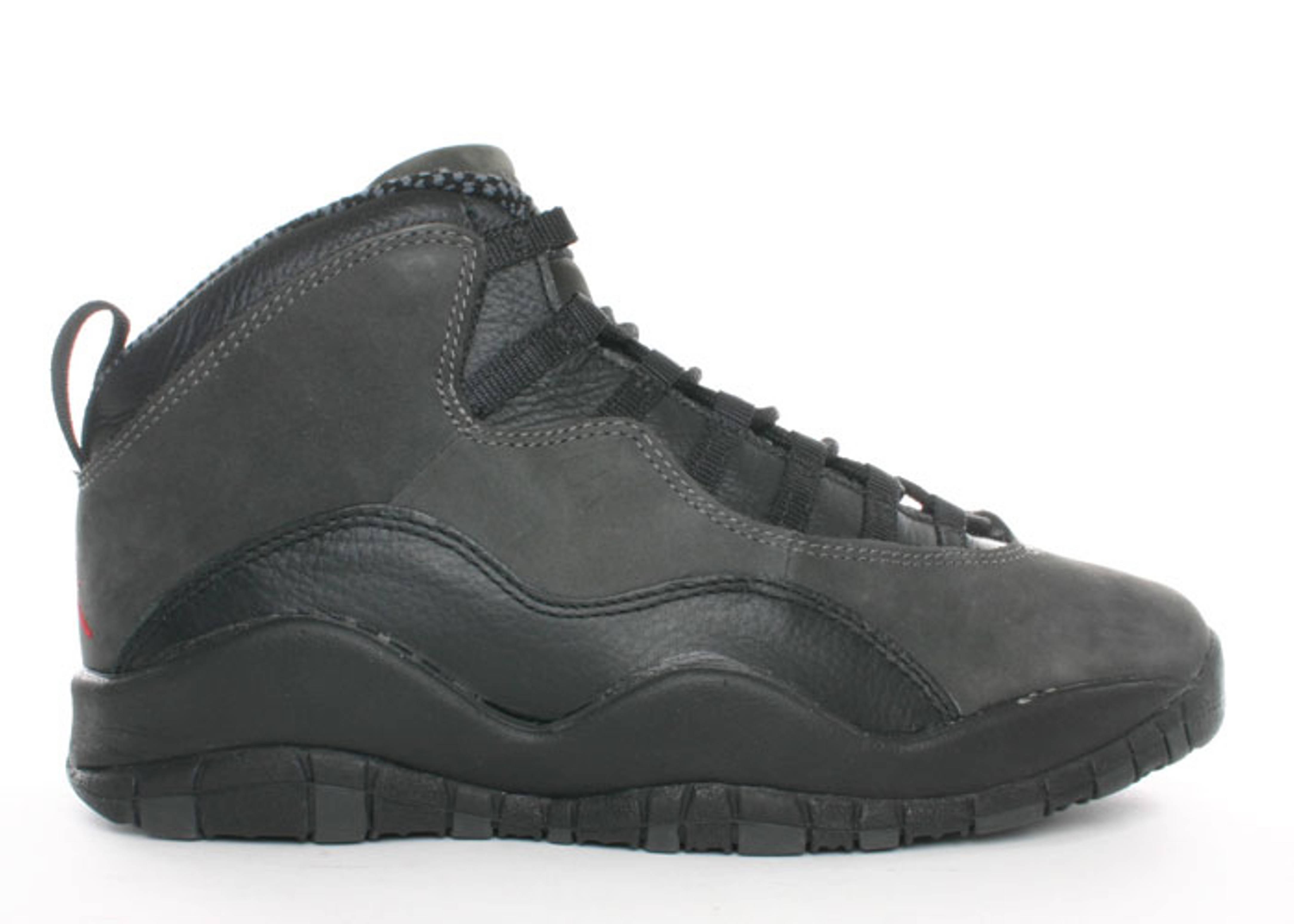 Air Jordan 10 Black