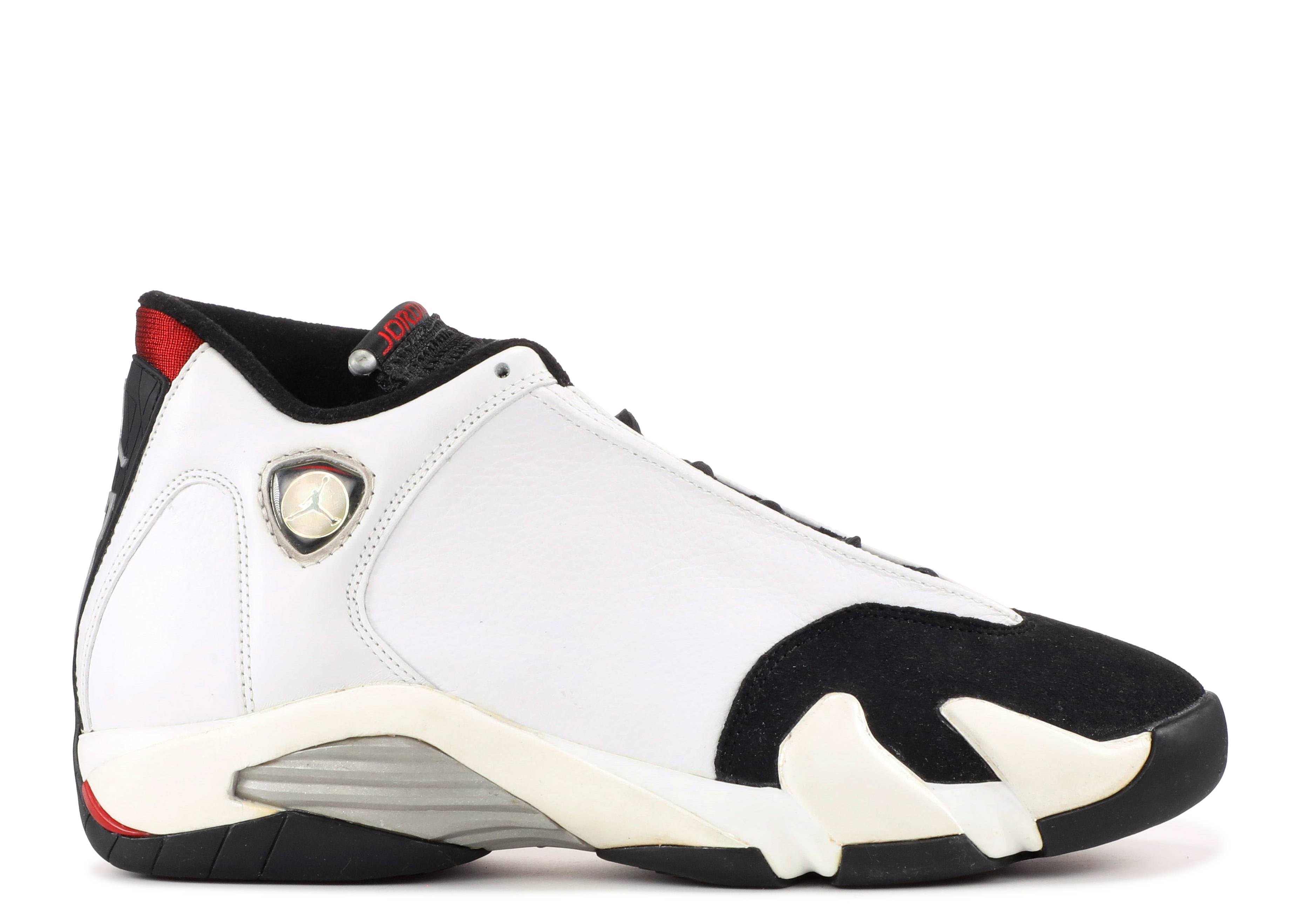 Air Jordan 14 OG 'Black Toe' 1998