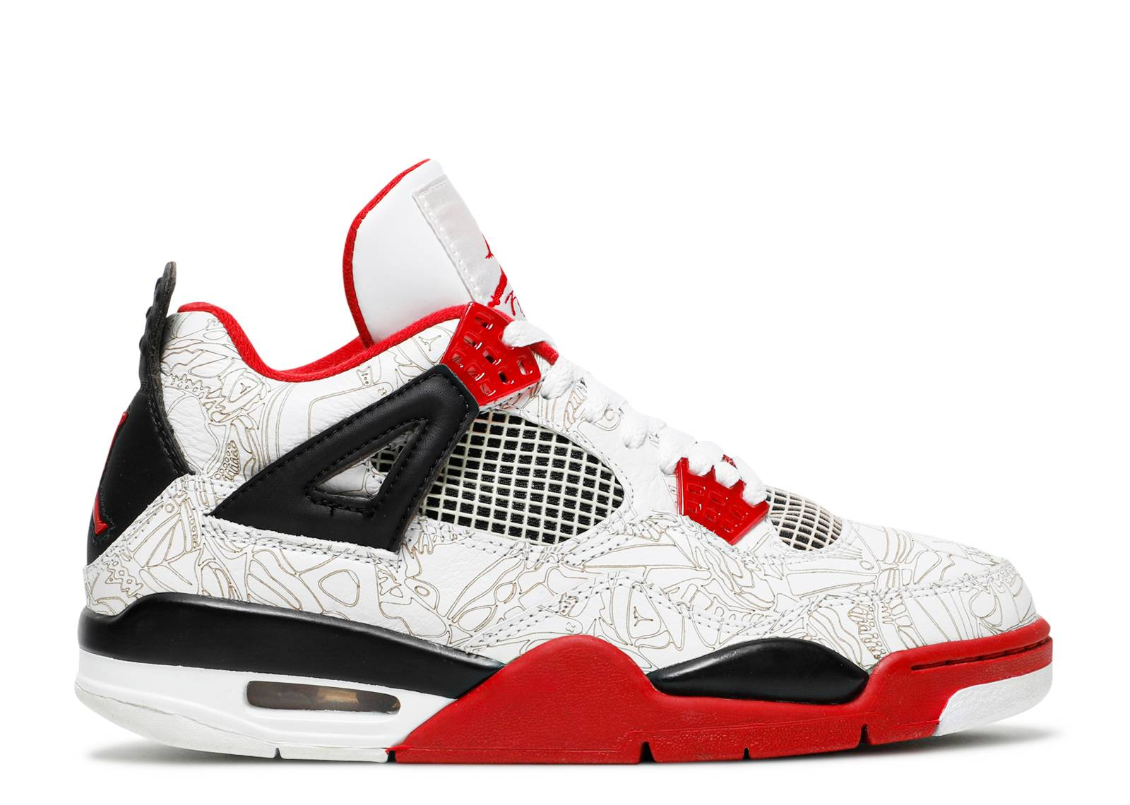Air Jordan 4 winkel