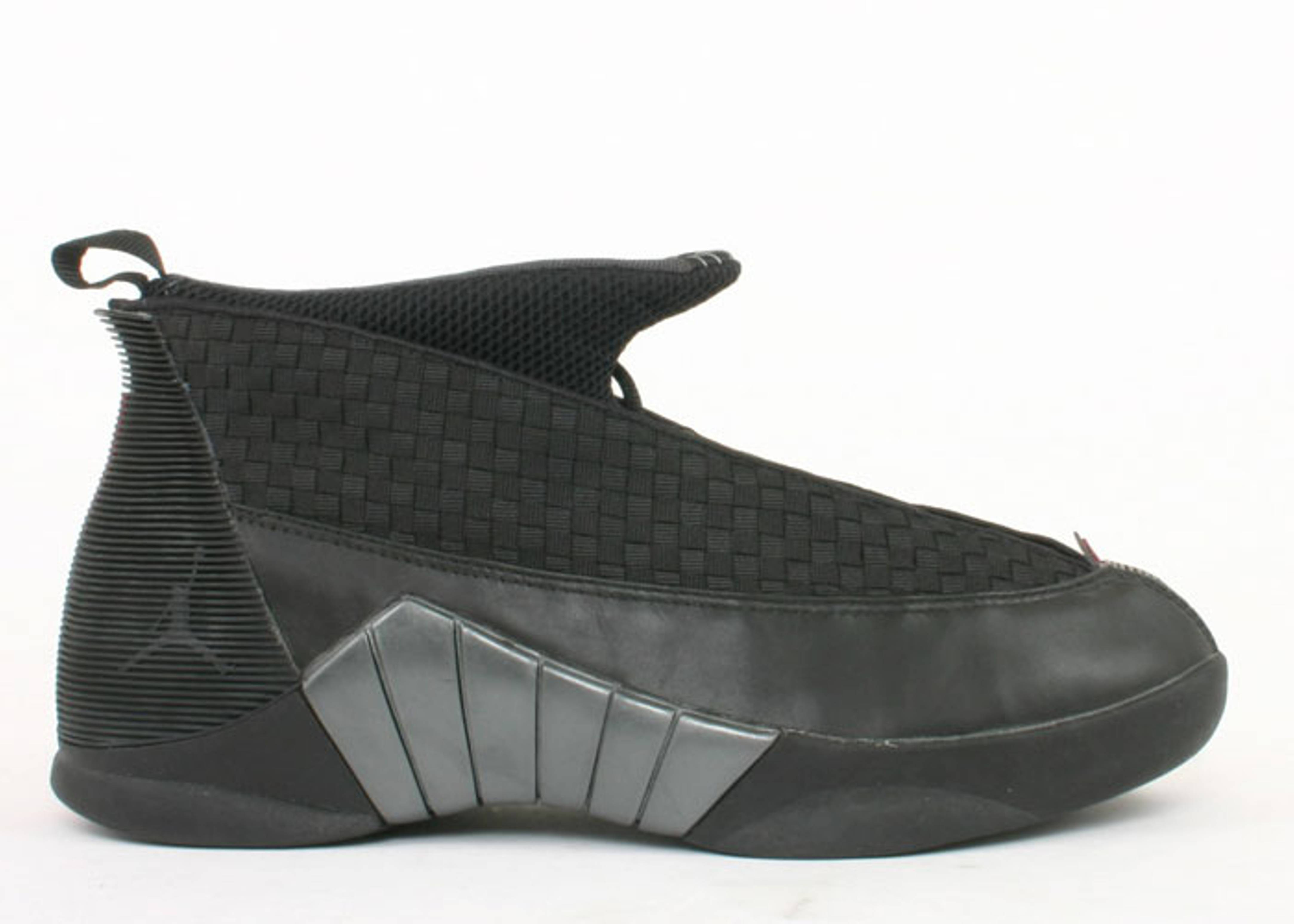 "air jordan 15 ""Stealth"""