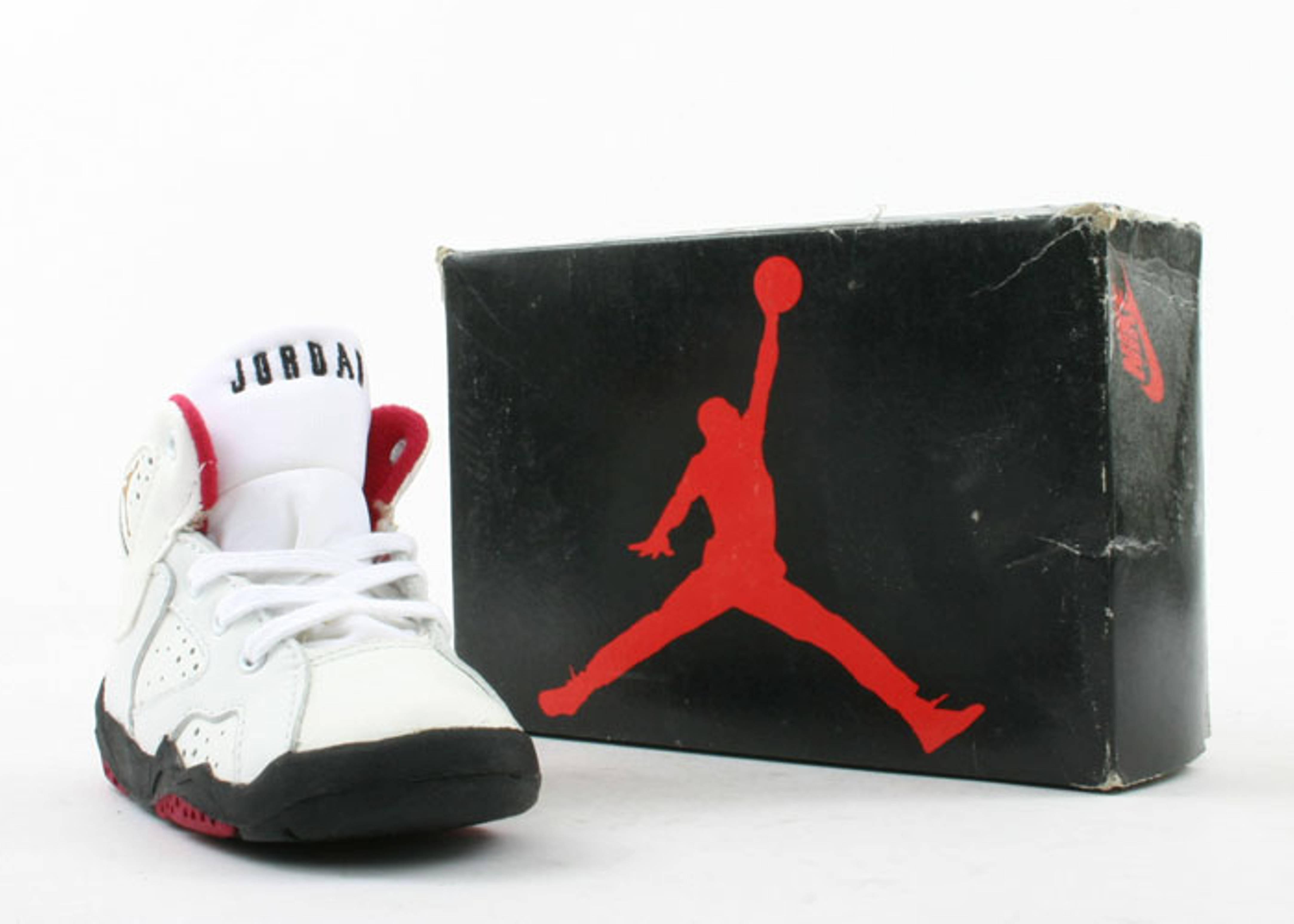 online store 65460 50879 Baby Air Jordan 7 - Air Jordan - 150009 100 - white-black ...