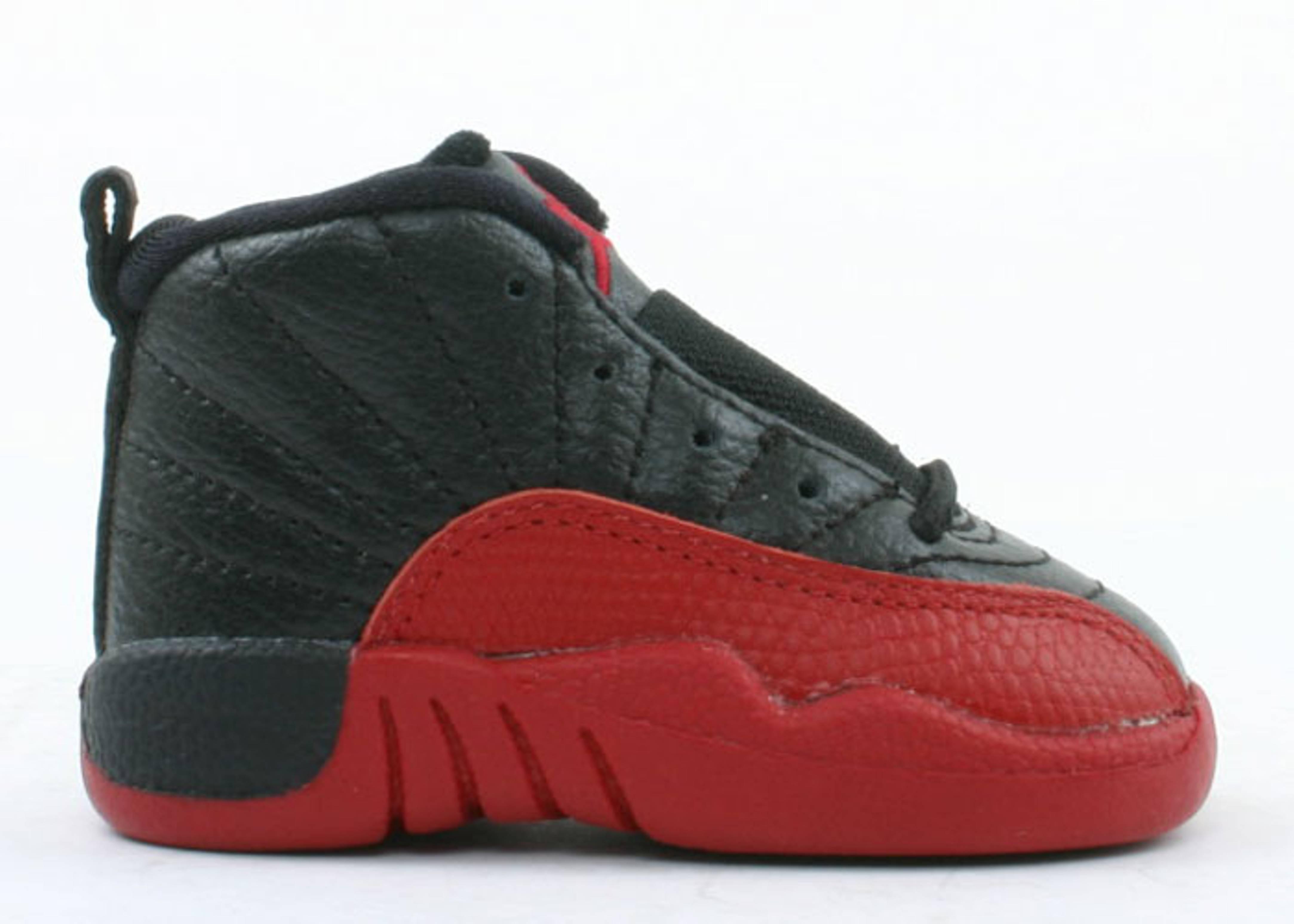 more photos f5dfb d43cd Baby Jordan 12 - Air Jordan - 850000 061 - black/varsity red ...
