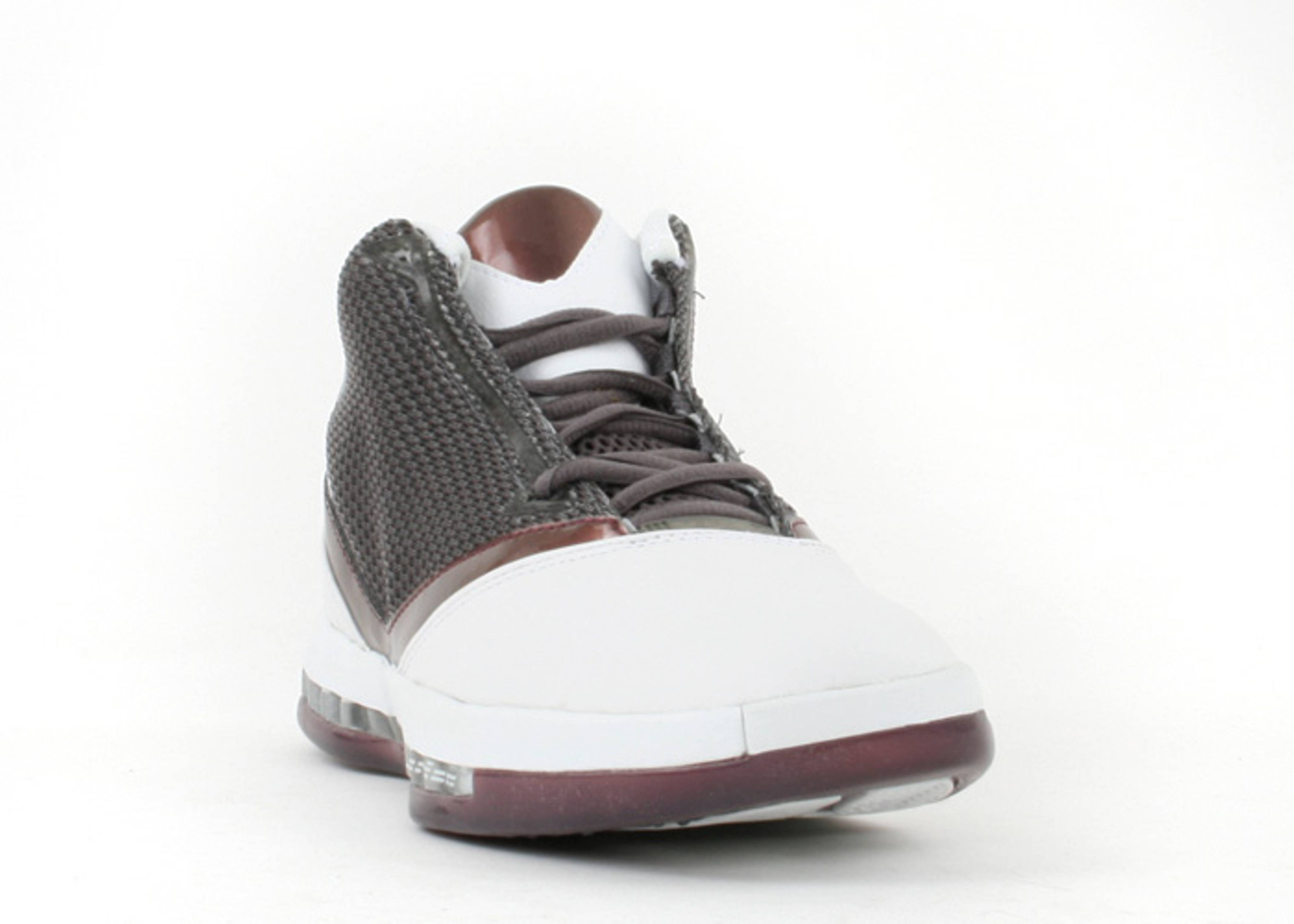 d7271cfc93c7 Air Jordan 16 + Q M - Air Jordan - 136080 020 - whisper cherrywood-light  graphite