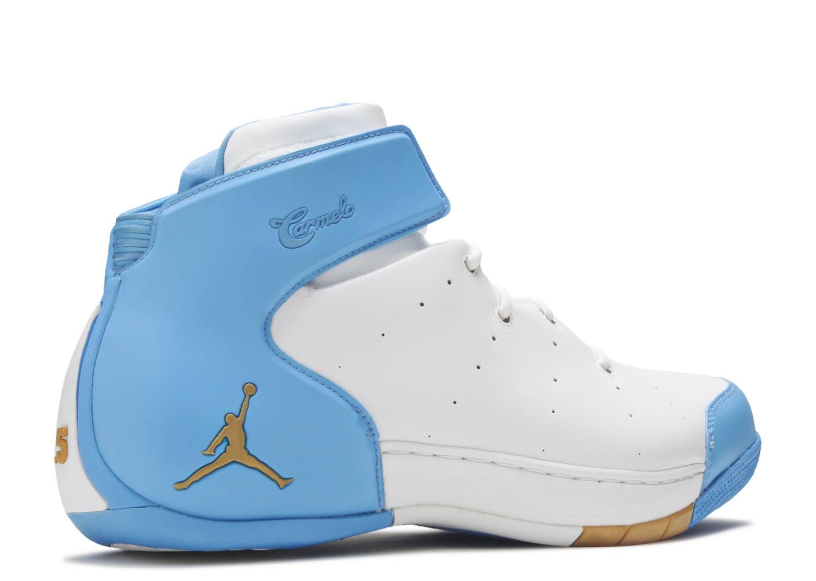 c95efcece473 Jordan Carmelo 1.5 - Air Jordan - 309265 171 - white metallic gold ...