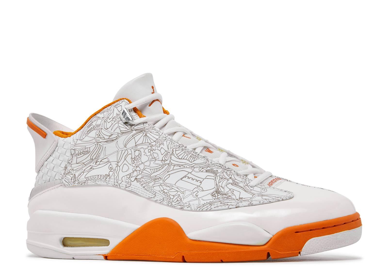 e61d72a62e Air Jordan Shoes - Air Jordan Dub Zero navy/taupe/white