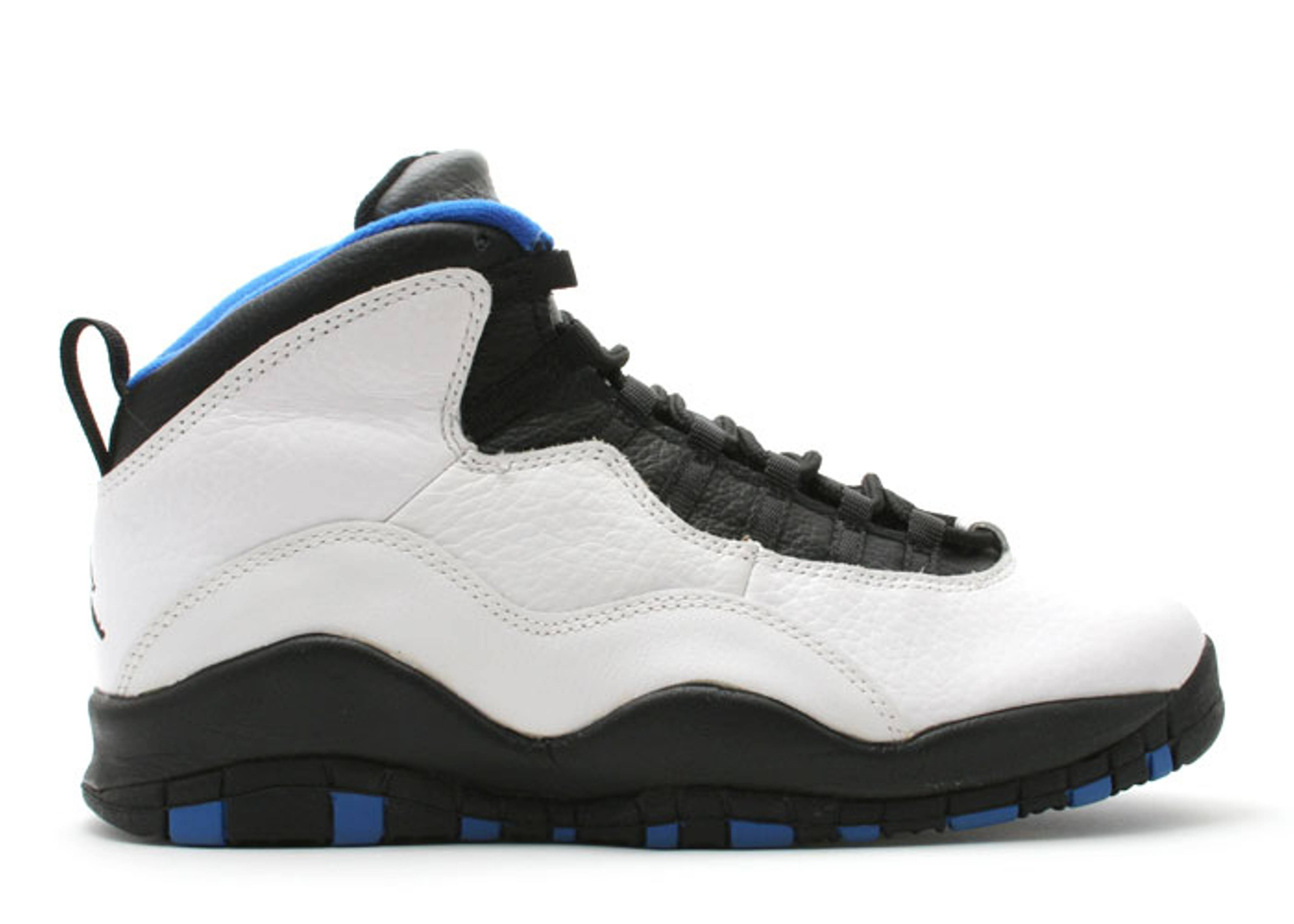 "air jordan 10 ""orlando magic"""