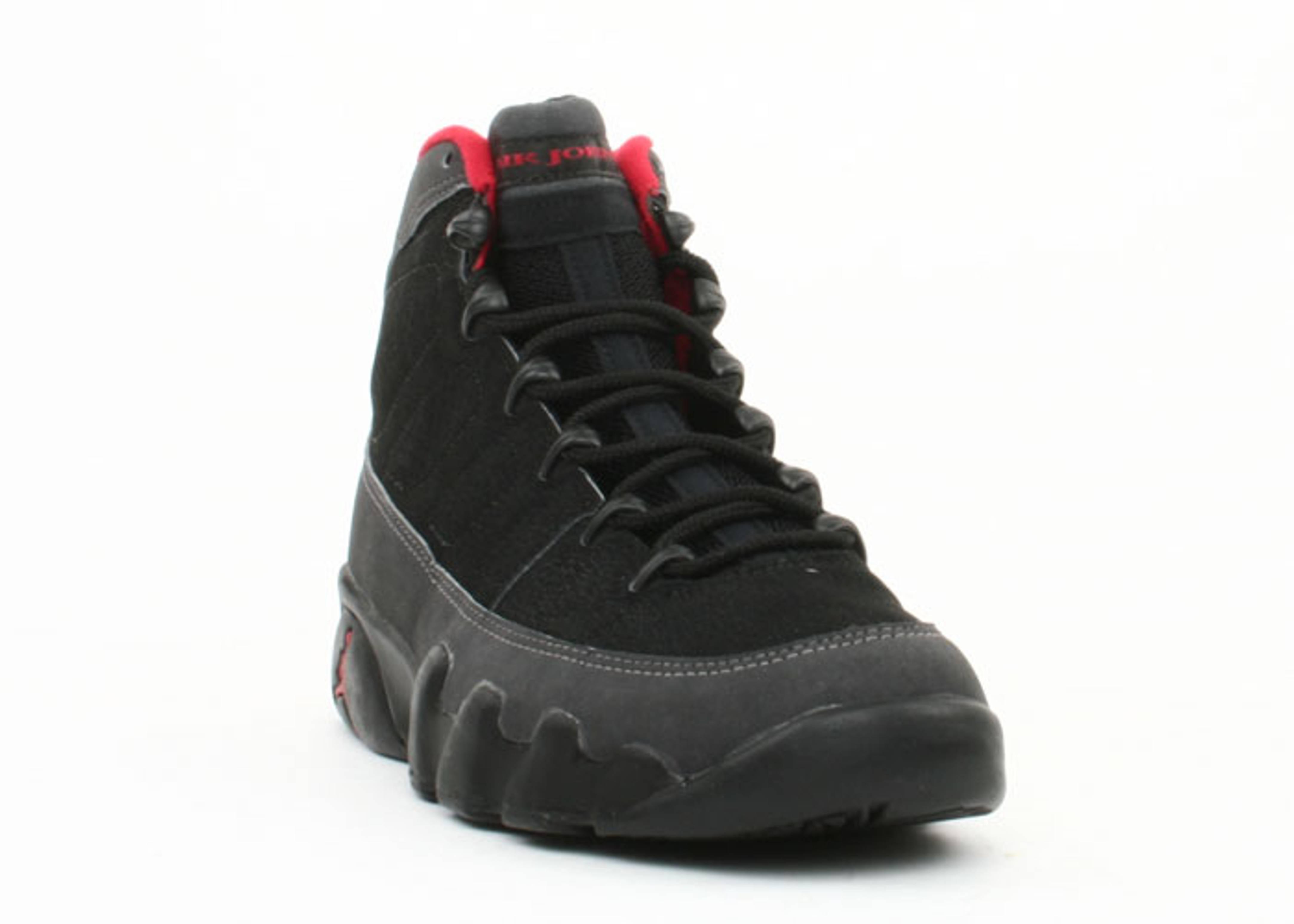 more photos 93d9b 1c3bd air jordan 9 black charcoal Nike ...