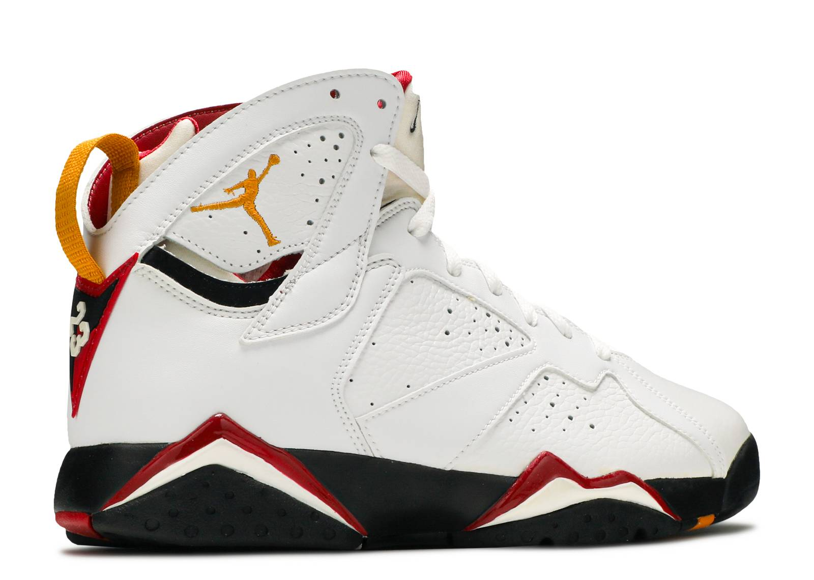 detailed look e19a3 d6442 Air Jordan 7 Retro - Air Jordan - 304775 101 - white black-cardinal-red-bronze    Flight Club