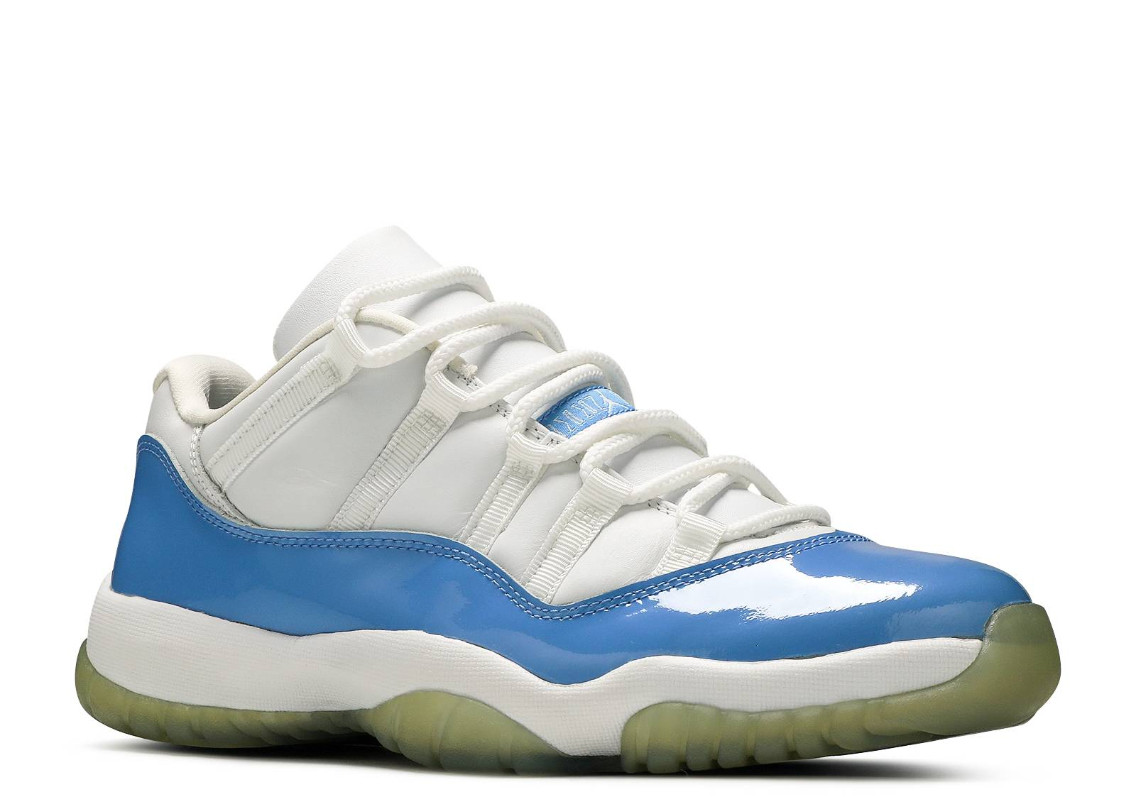 f888973ebd1 Air Jordan 11 Low Retro - Air Jordan - 136053 141 - white columbia ...