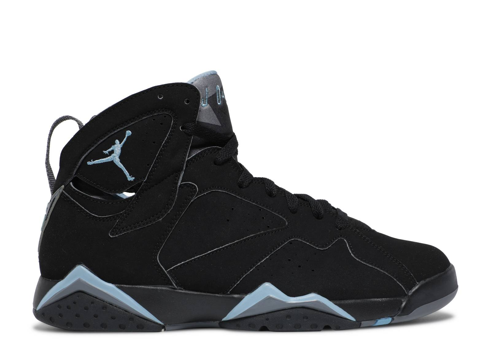 Jordan 7 Black And White