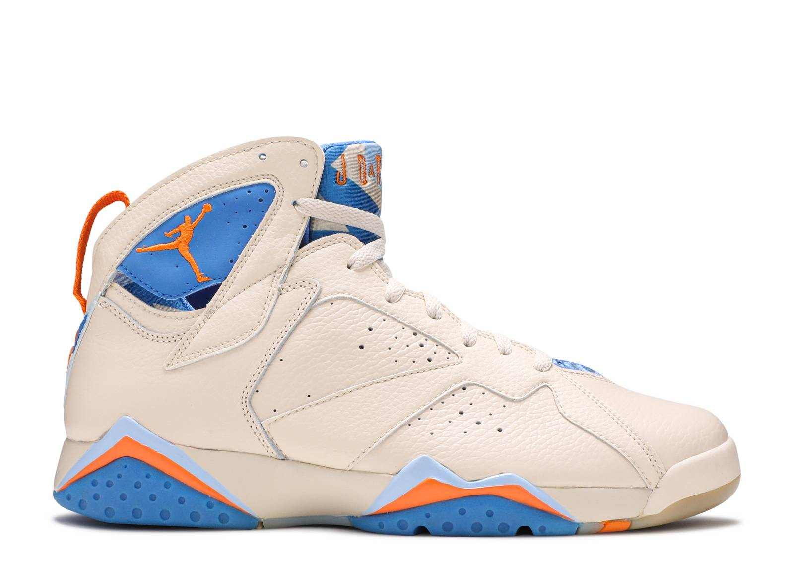 finest selection 6c571 13e4c Air Jordan 7 Retro 'Pacific Blue'