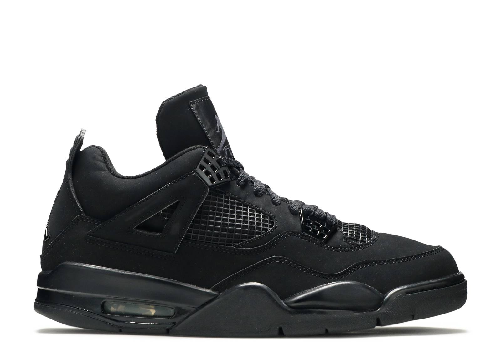 "air jordan 4 retro ""black cat"""