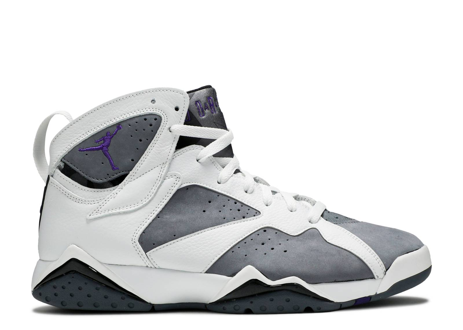8ded1f67deb Air Jordan 7 Retro - Air Jordan - 304775 151 - white varsity purple ...