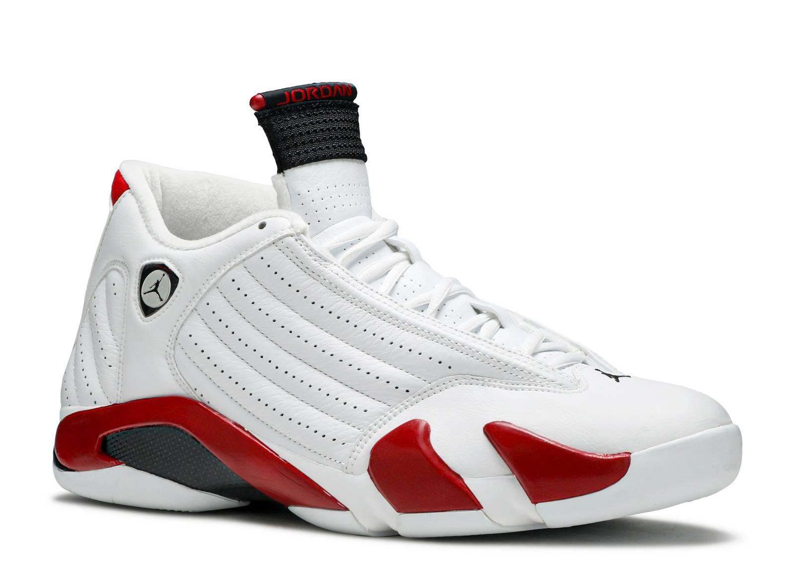 Jordan 14 Red