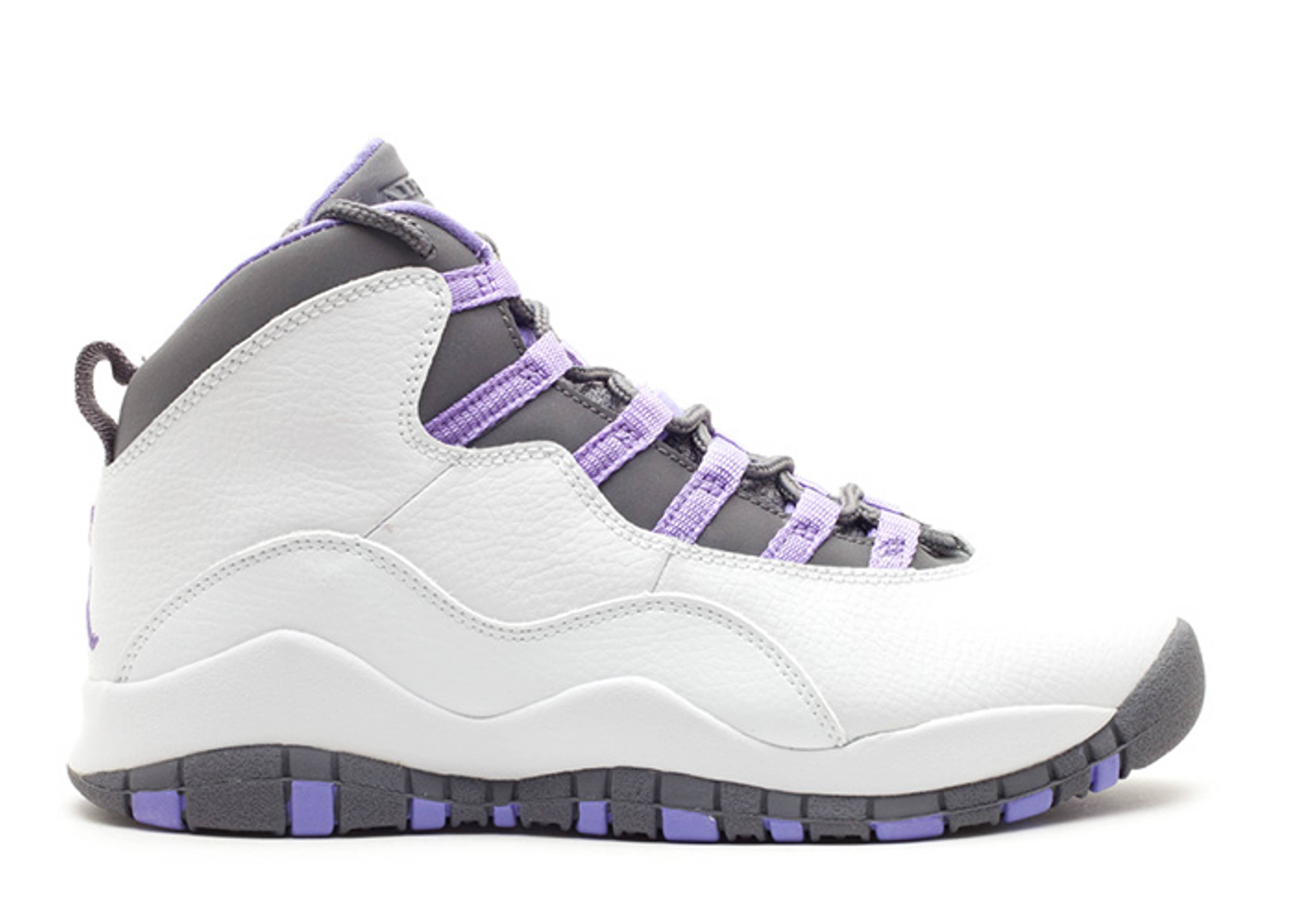 air jordan 10 retro (gs)