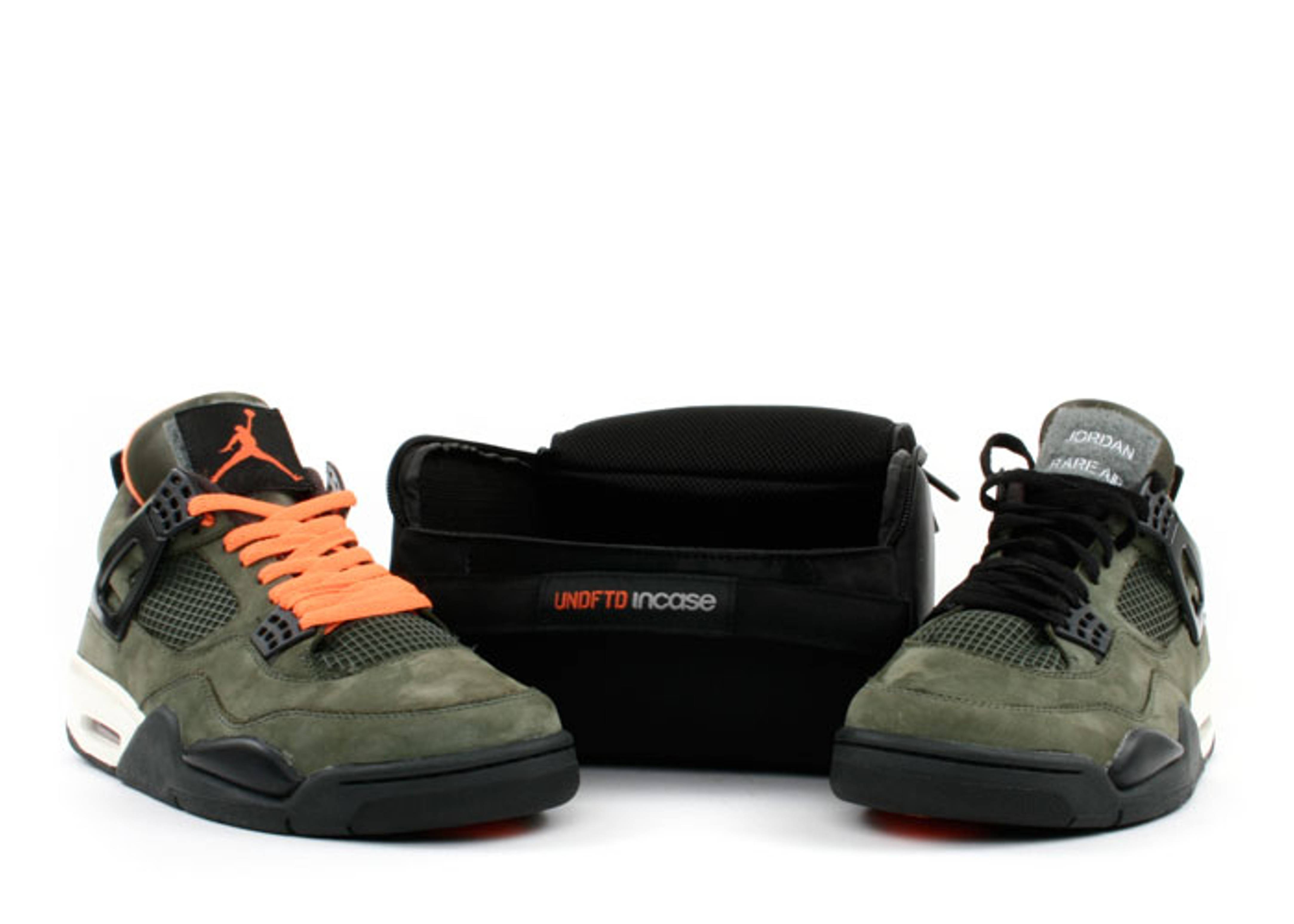 buy online fbb5a fbbf1 air jordan 4 undefeated for sale
