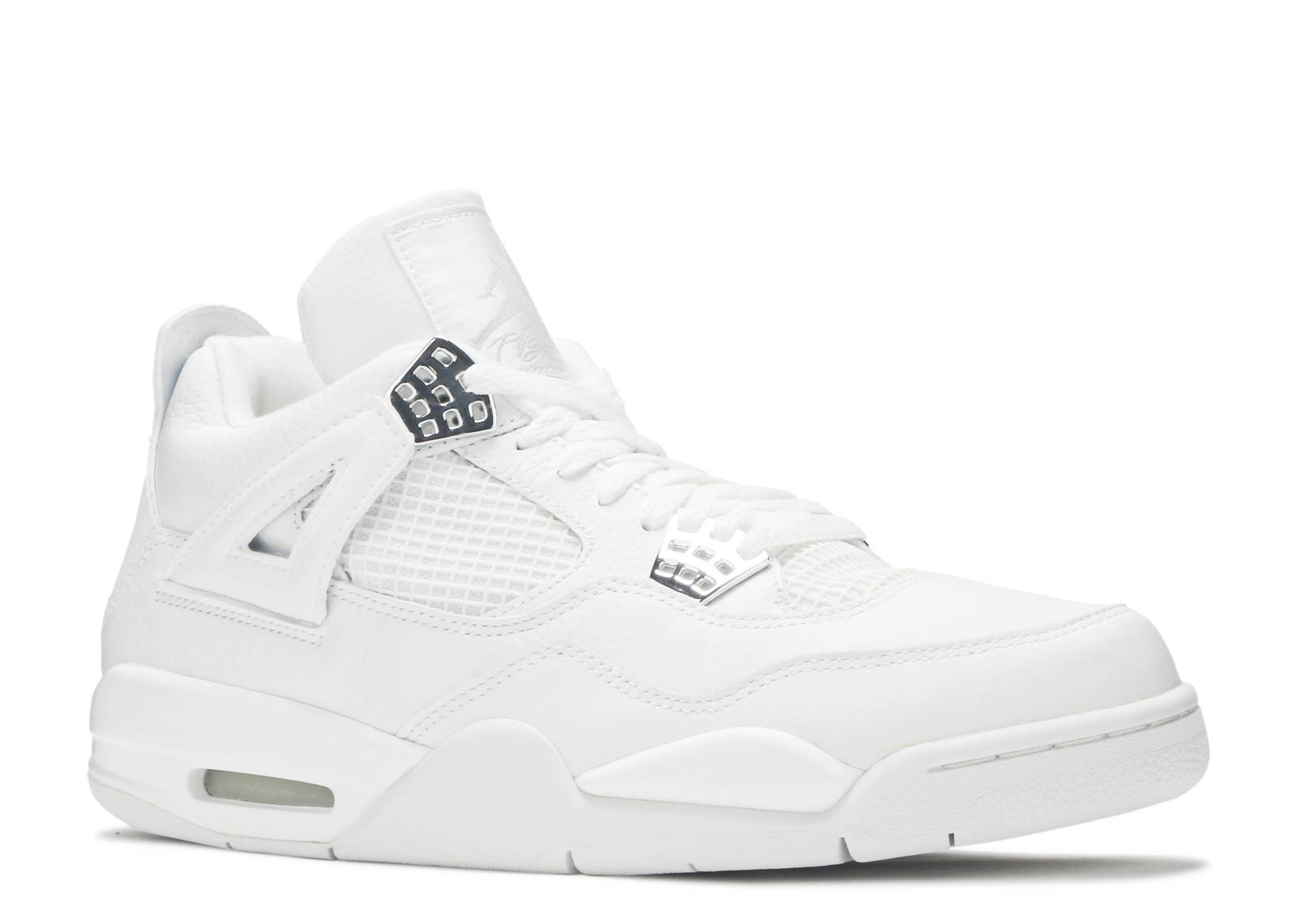 ... White Cement 2016 Retro Air Jordan 4 Retro ... 49a8e8baa73