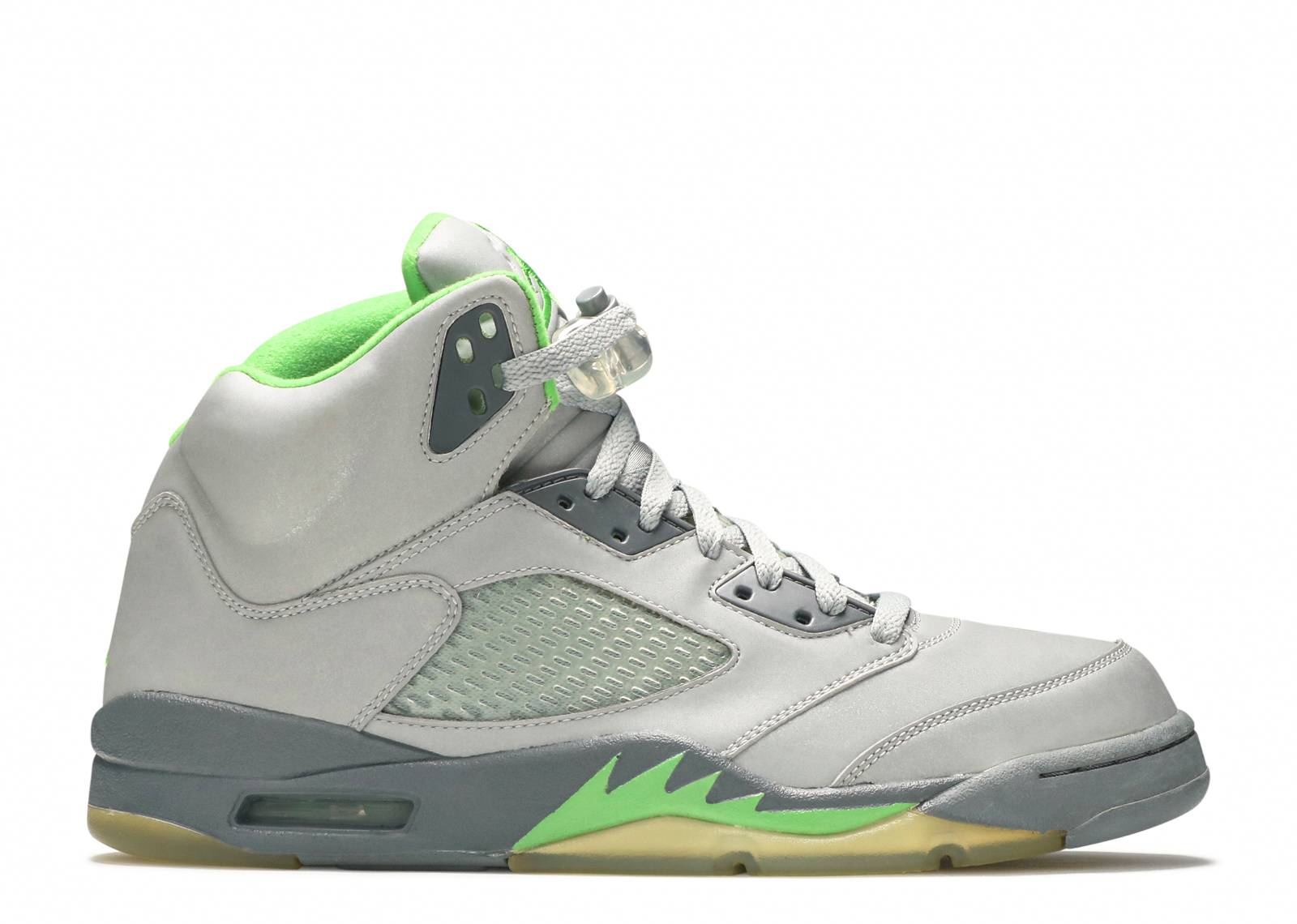 "air jordan 5 retro ""green bean"""