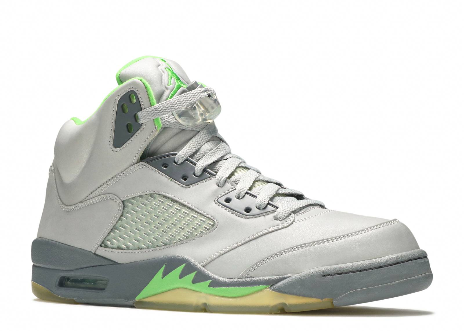 529f2c888915 ... best air jordan 5 retro green bean air jordan 136027 031 silver green  bean flint grey