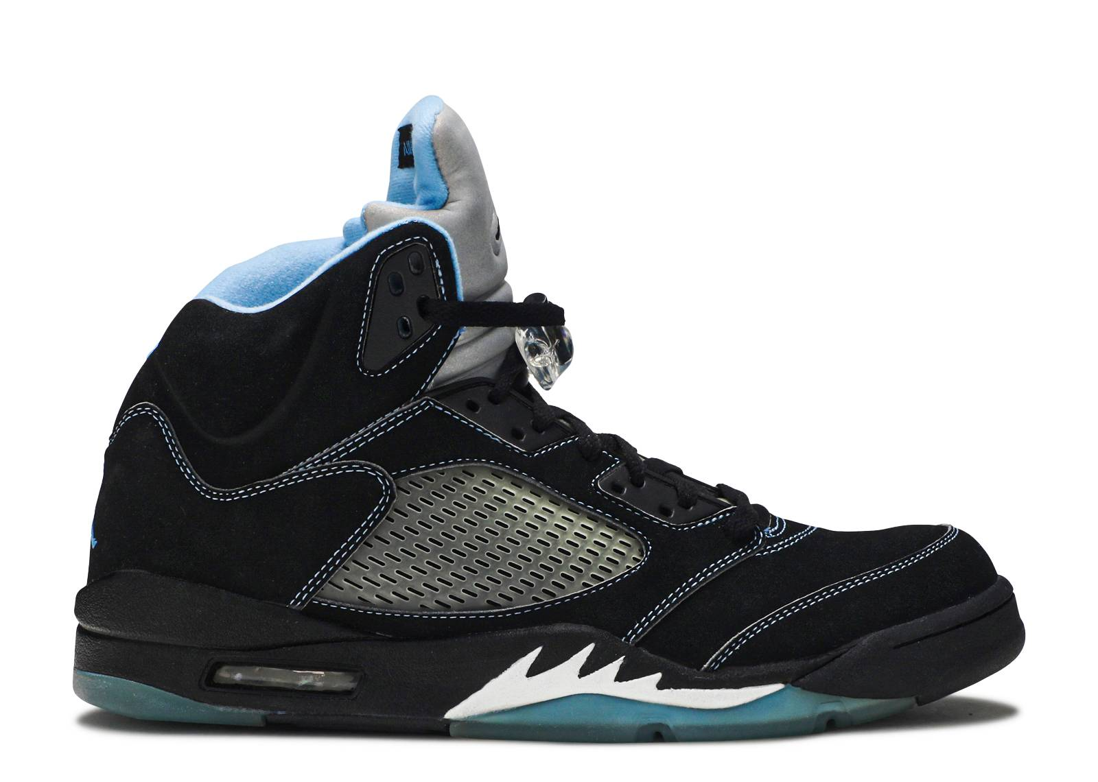 buy popular 20e11 ee0d1 Air Jordan 5 Retro Ls - Air Jordan - 314259 041 - black/university ...