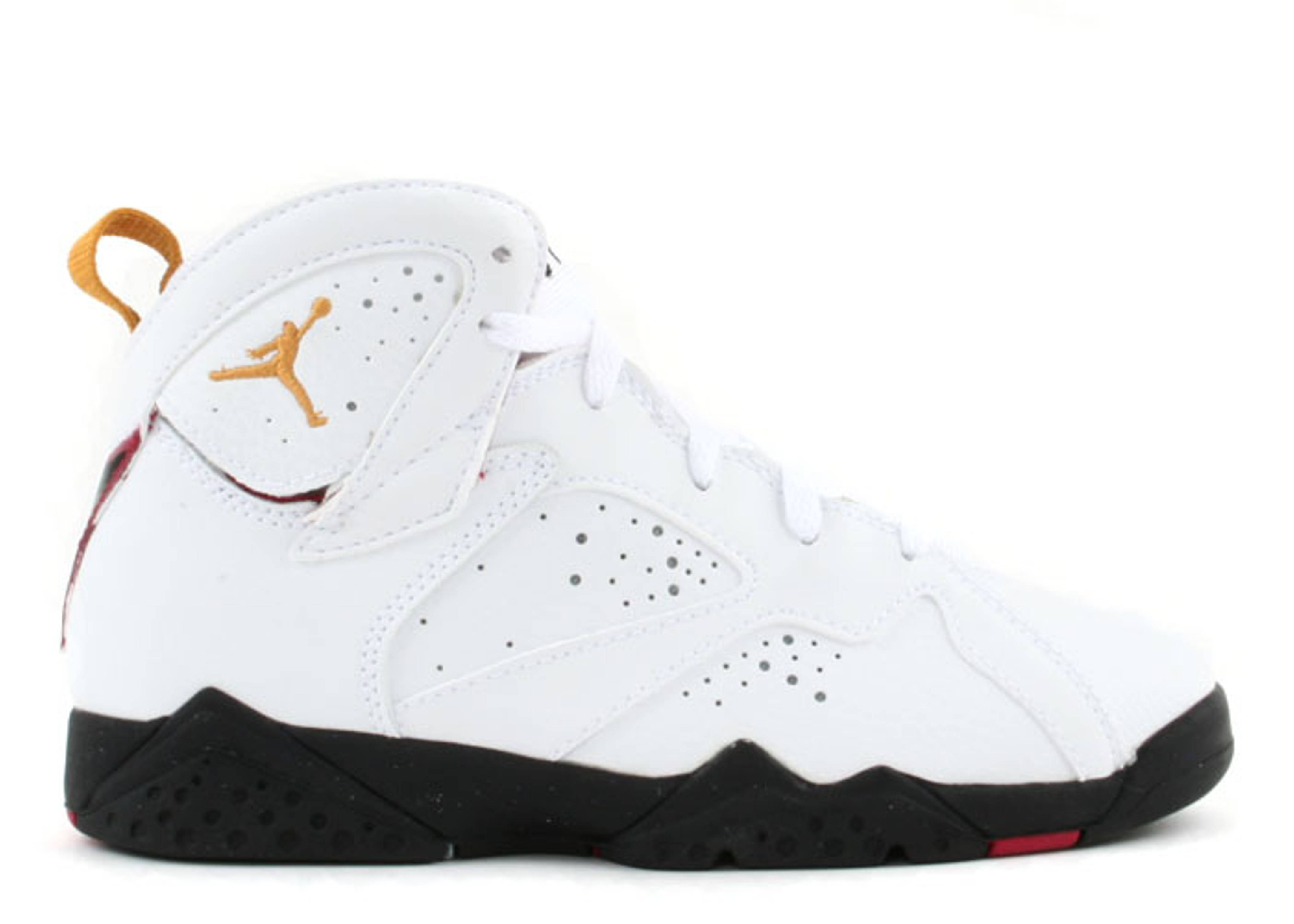air jordan 7 retro (ps)
