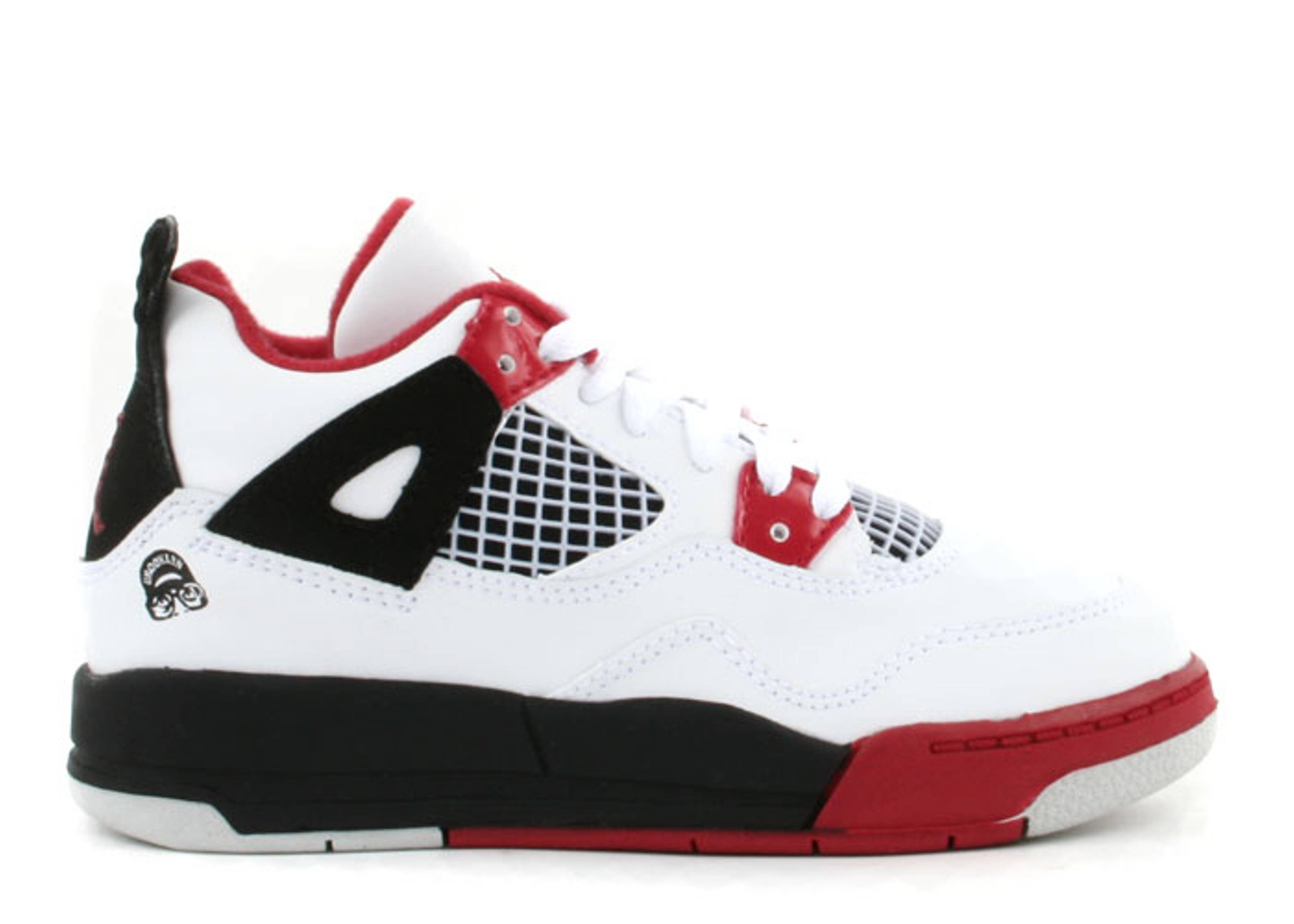 "air jordan 4 retro (ps) ""mars blackmon"""