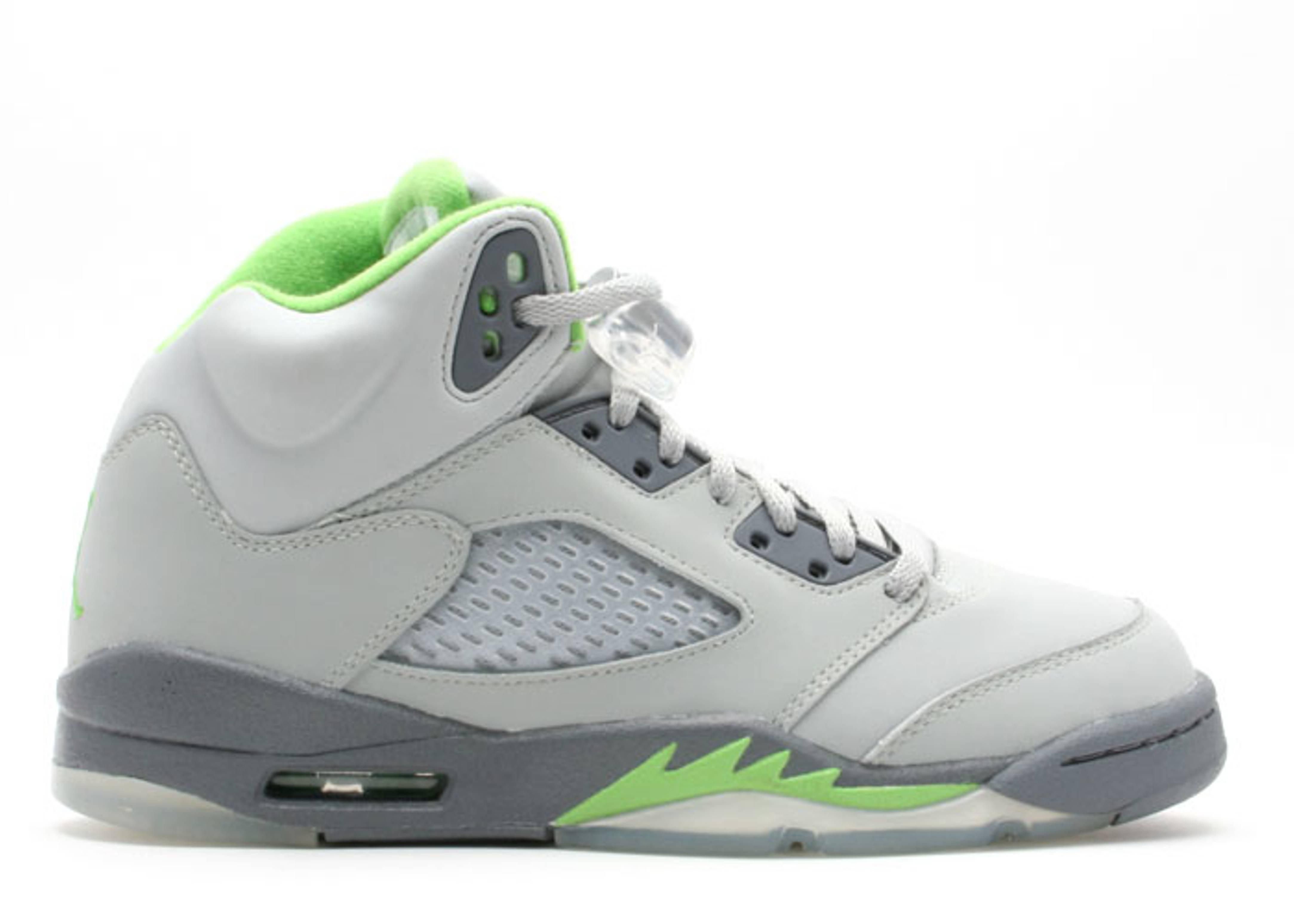 3d99b7c509e ... Bel Air Gray Purple Green Shoes; Air Jordan 5 Retro (gs) ...