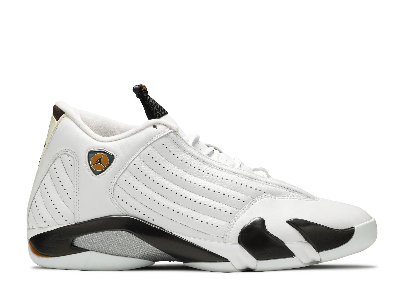 all white jordan 14