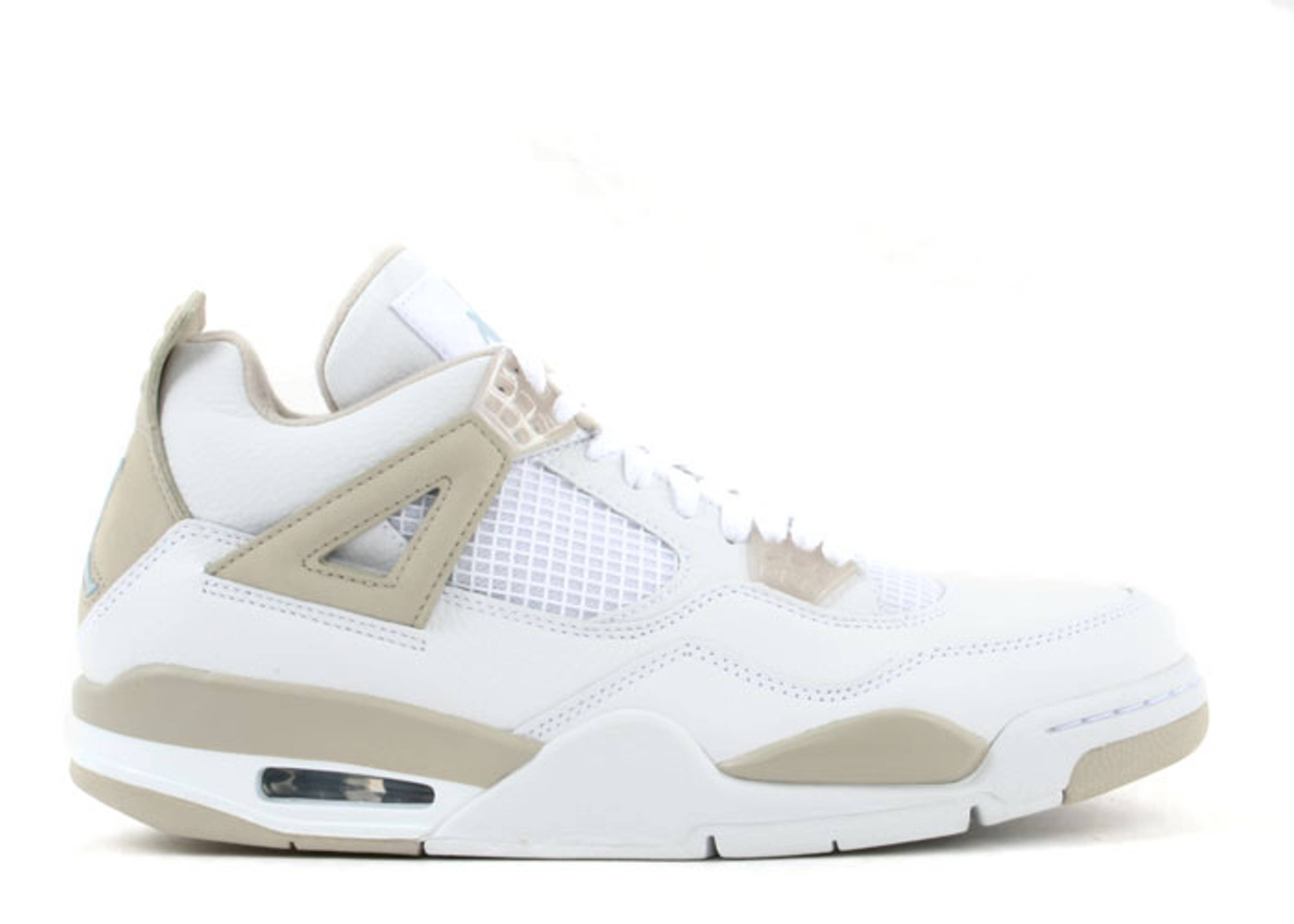 "womens air jordan 4 retro ""Sand"""