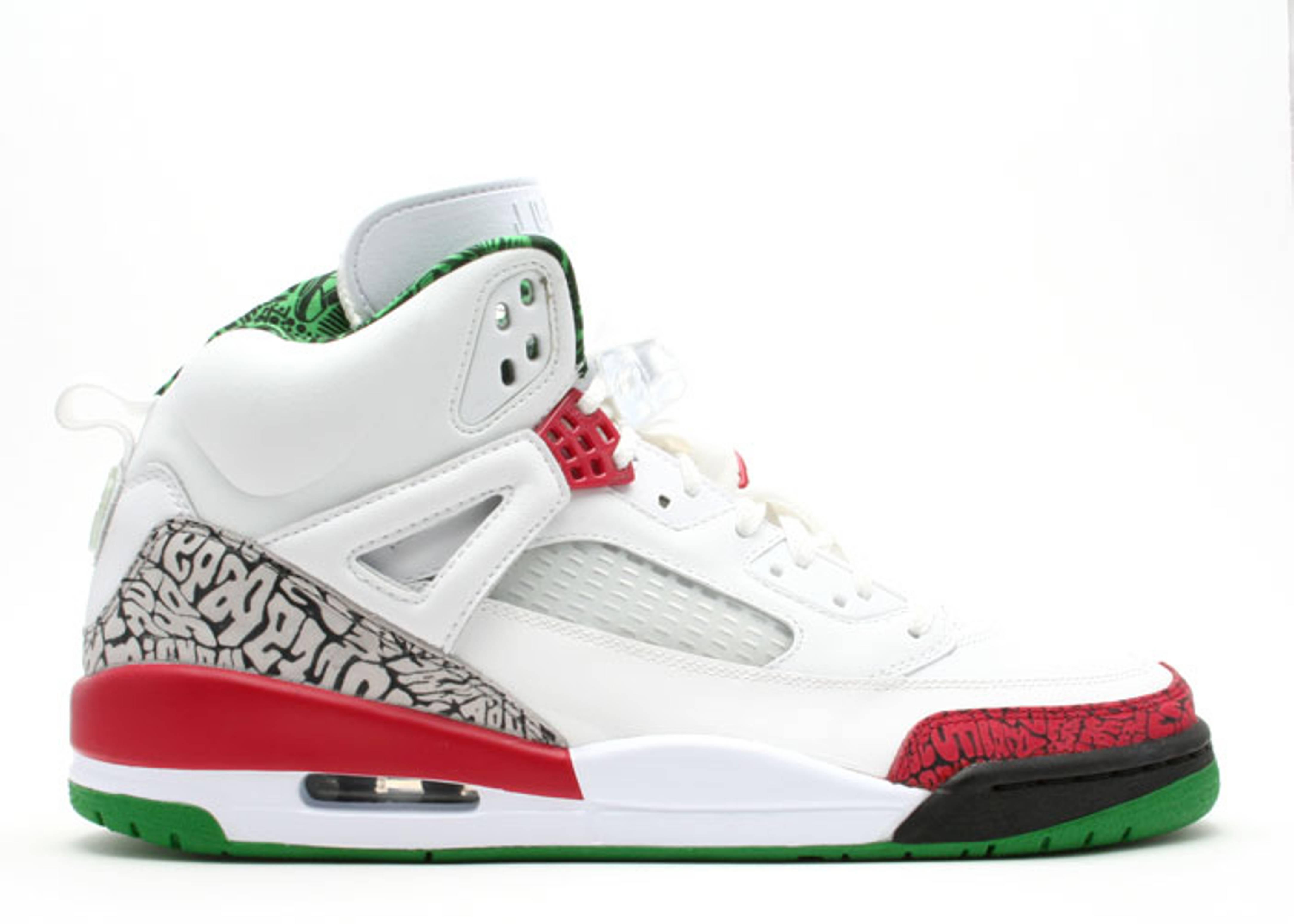 ffbbbf97dc6b Jordan Spizike Gray Green Pink Nike Air Jordan X Retro Cool Grey ...