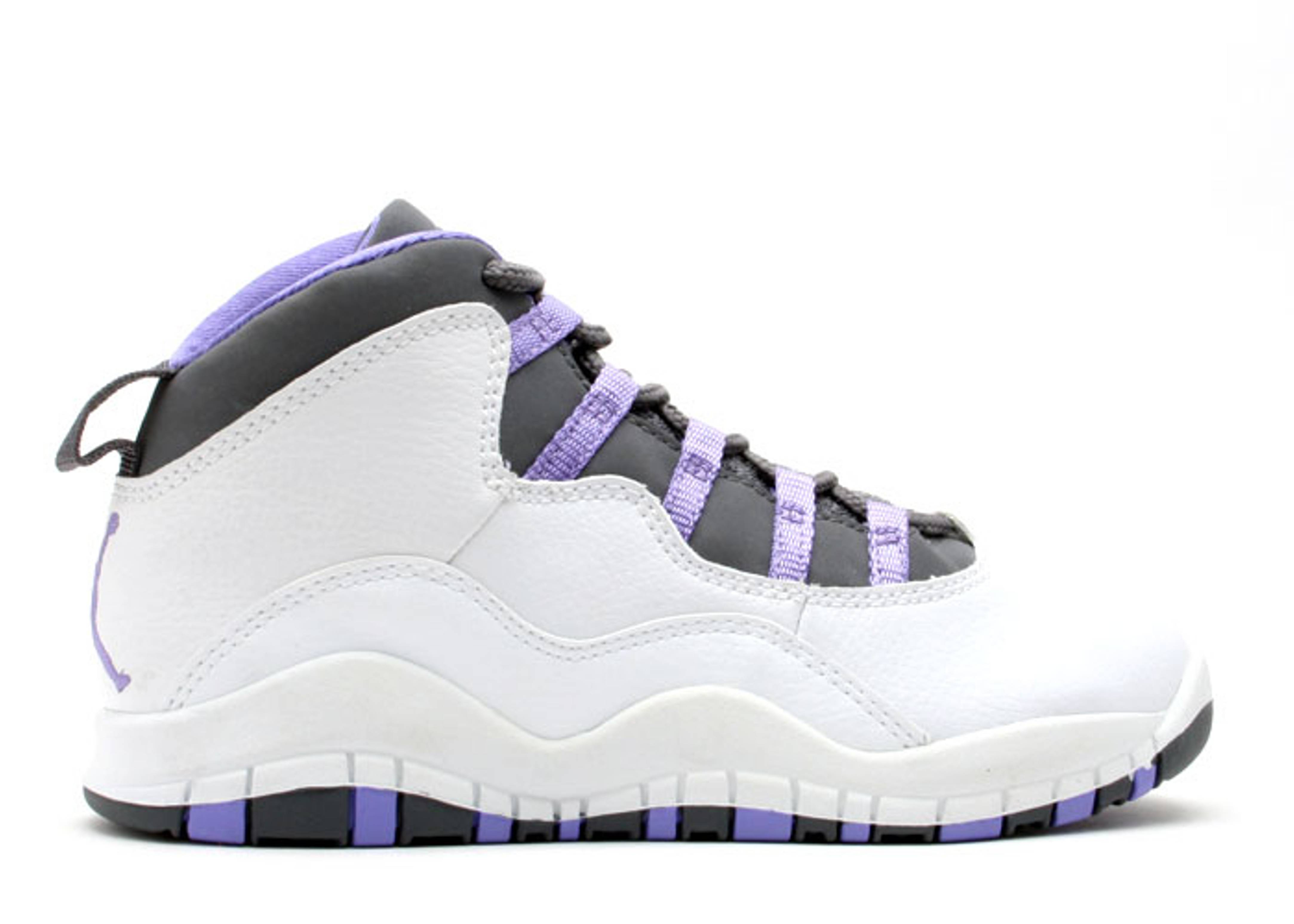 air jordan 10 retro (ps)