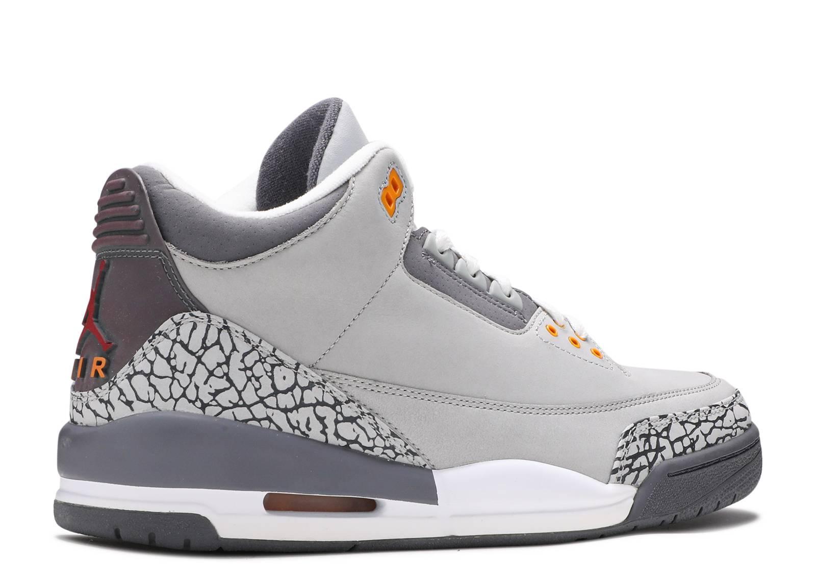Jordans 3 All Red Air Jordan 3 Retro Ls ...
