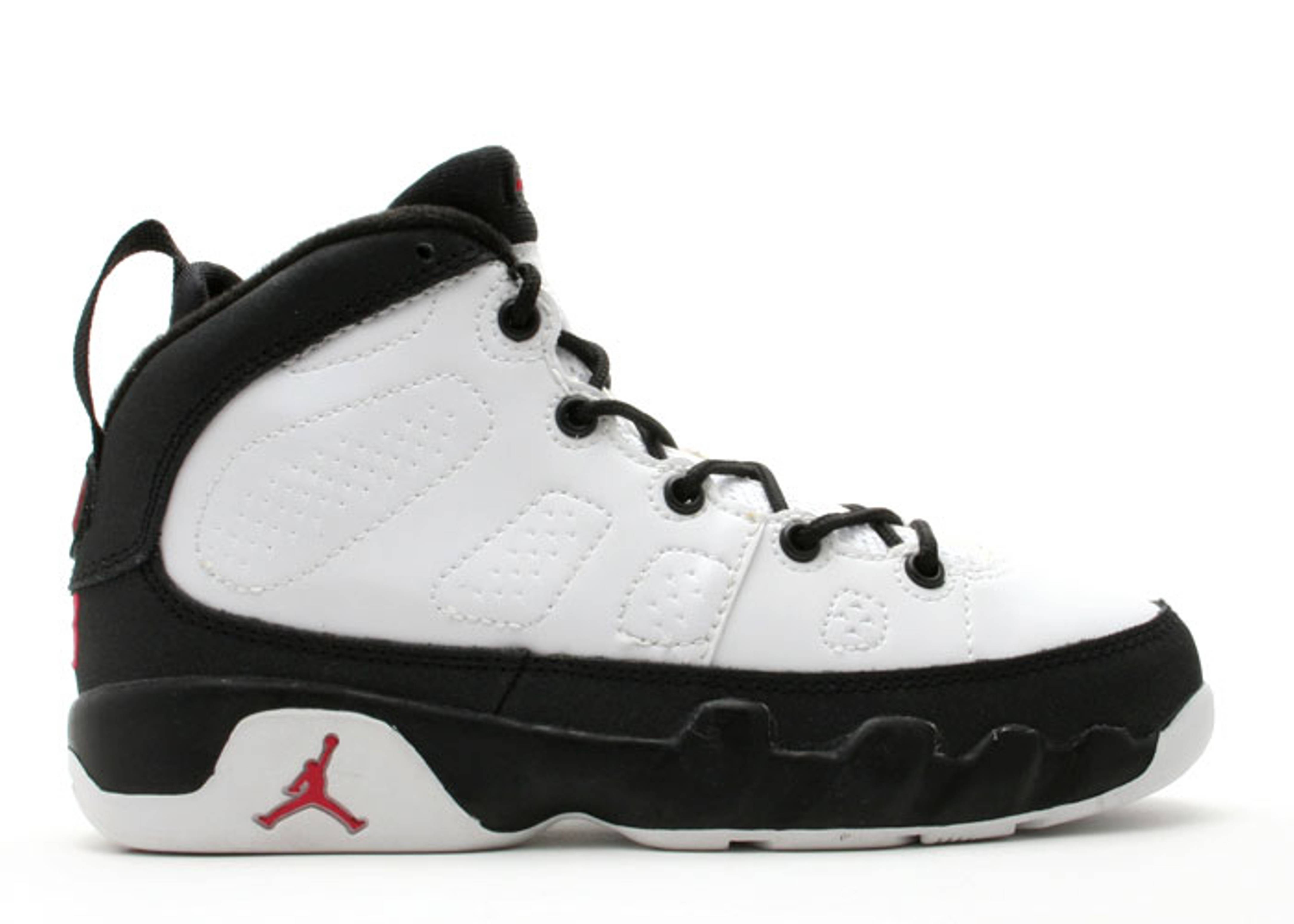 jordan 9 retro 3/4 hi ps