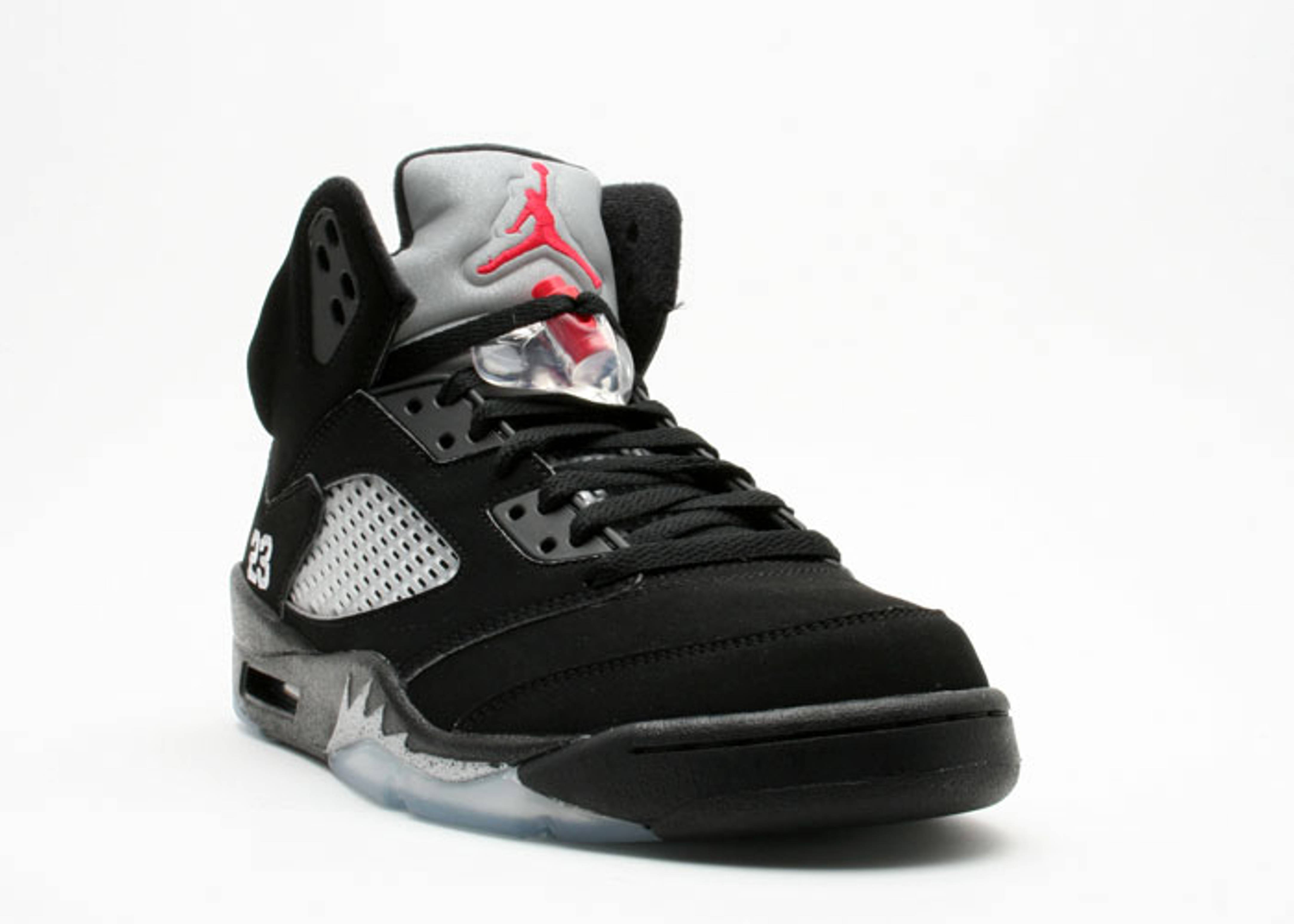 Air Jordan 5 Black