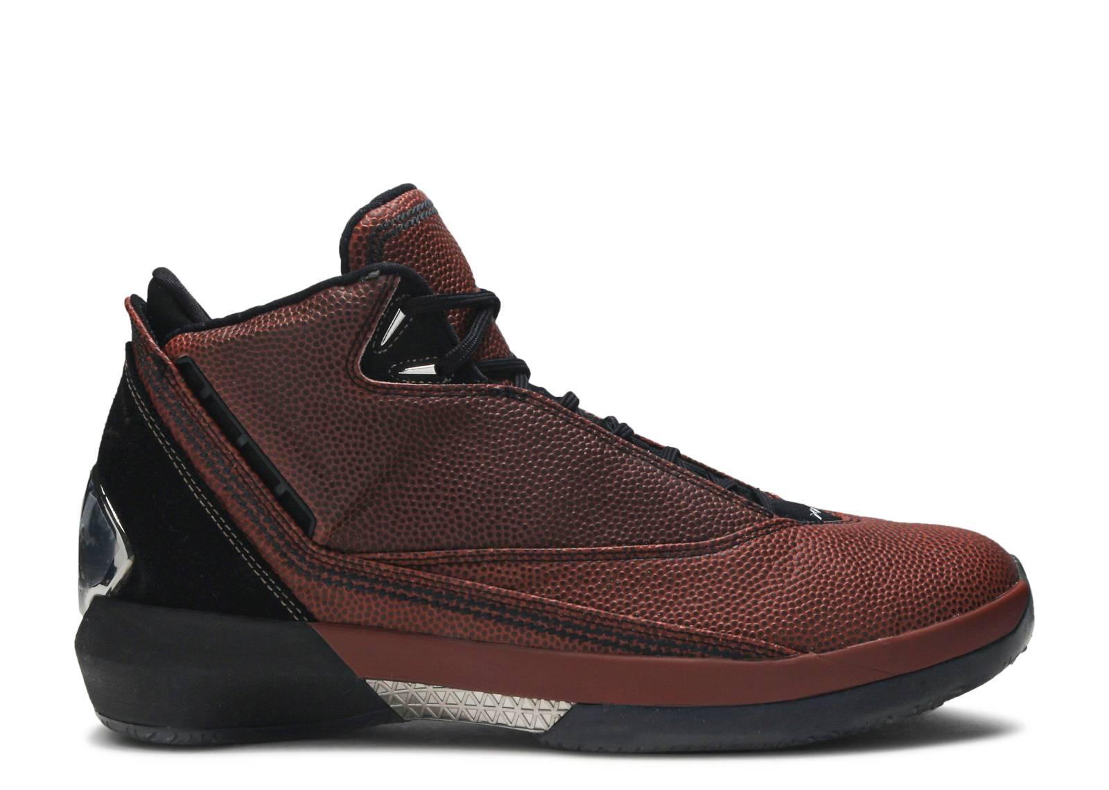 "air jordan 22 ""basketball leather"""