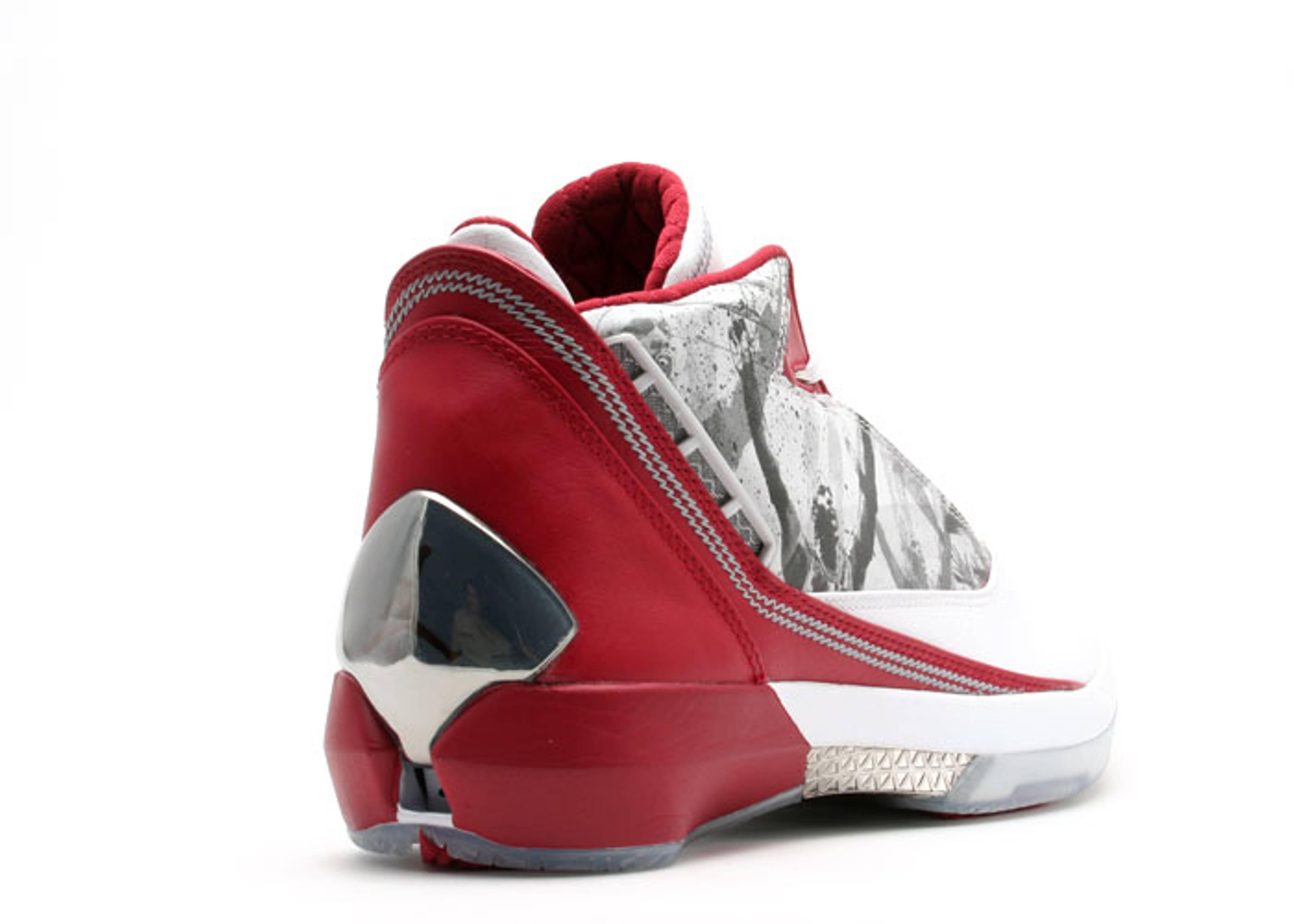 03017a70a11 Jordan 22 OG Omega Air Jordan 22 Omega - Air Jordan - 315299 162 - whitevarsity  red-black Flight ...
