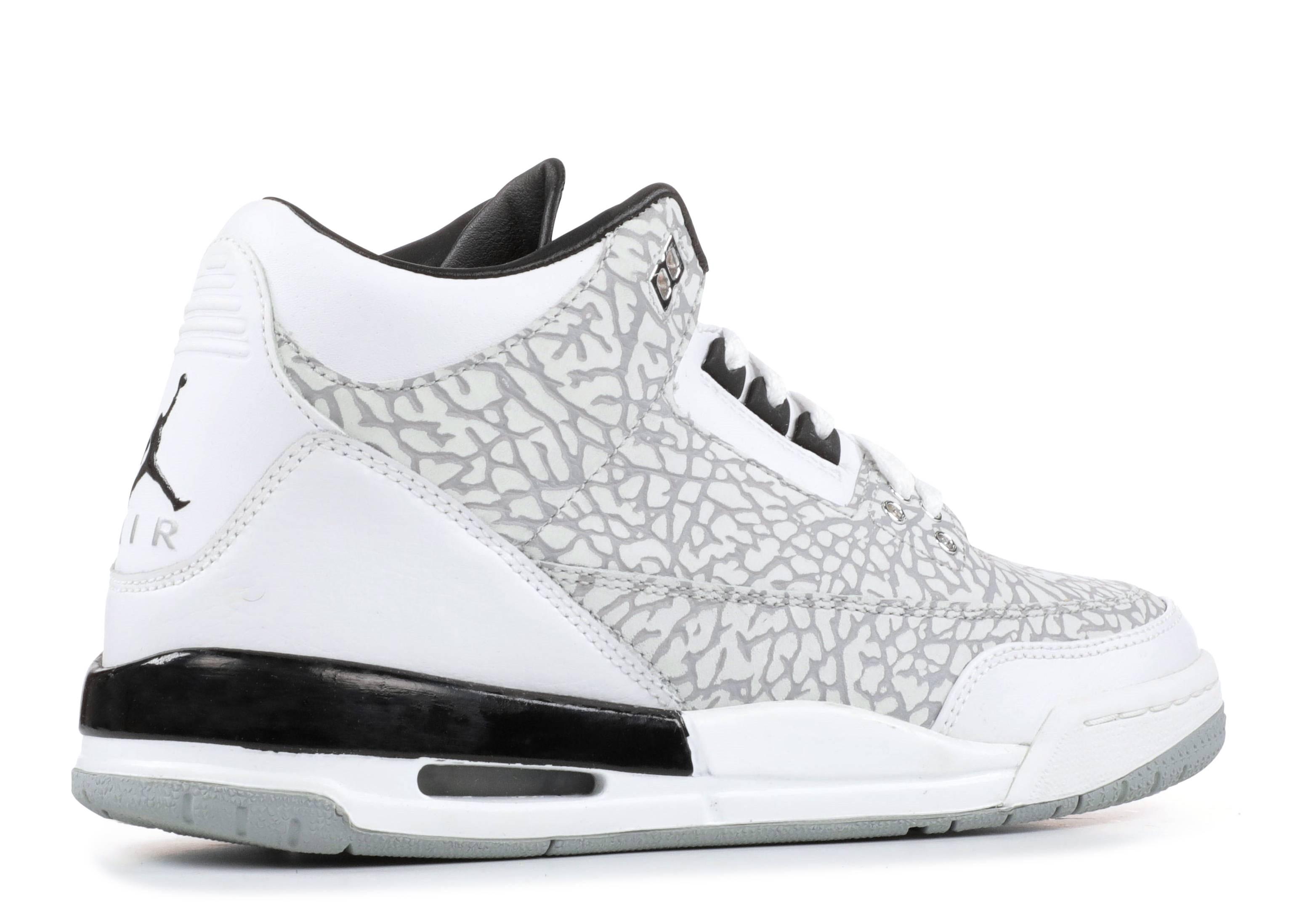 Air Jordan 3 Retro Flip (gs) - Air Jordan - 315768 101 - white ... a6b38099fe82