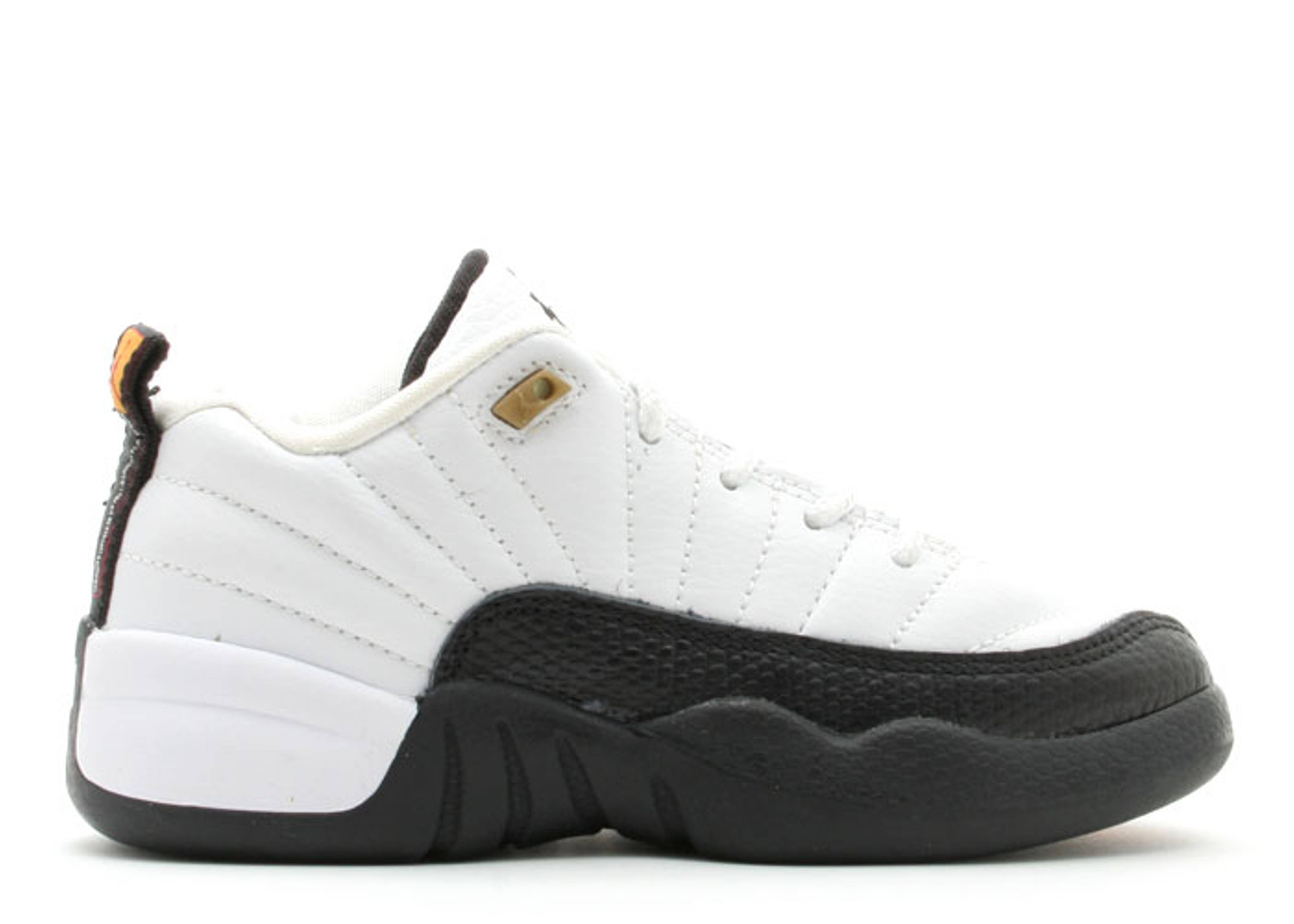 jordan 12 retro low (ps)