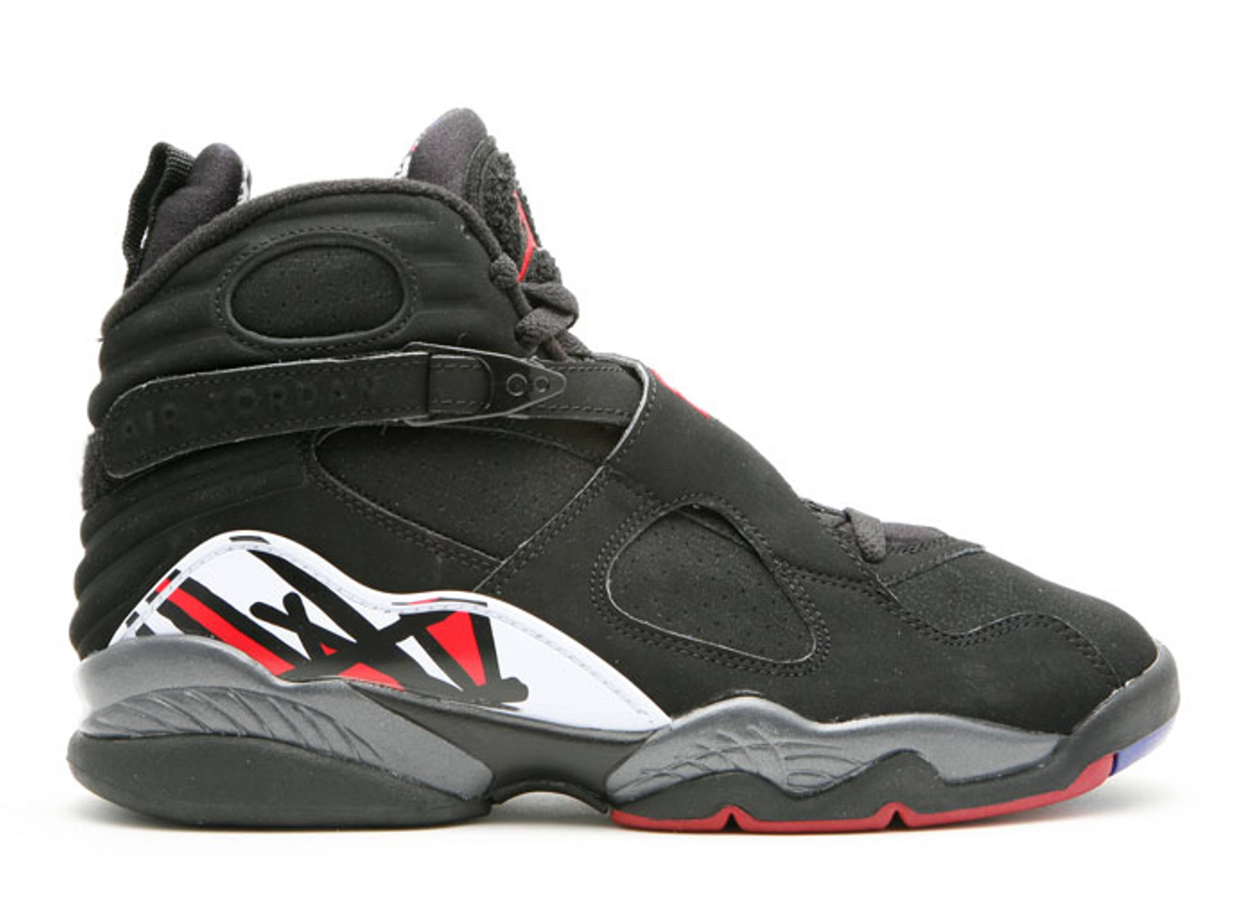 black jordan 8 retro