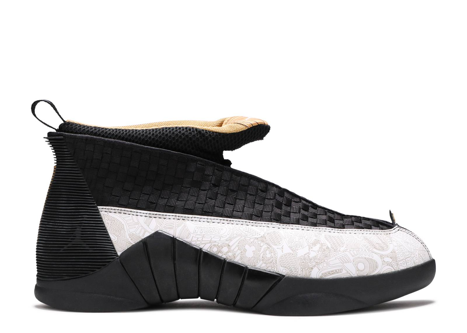 "air jordan 15 retro ls ""laser"""