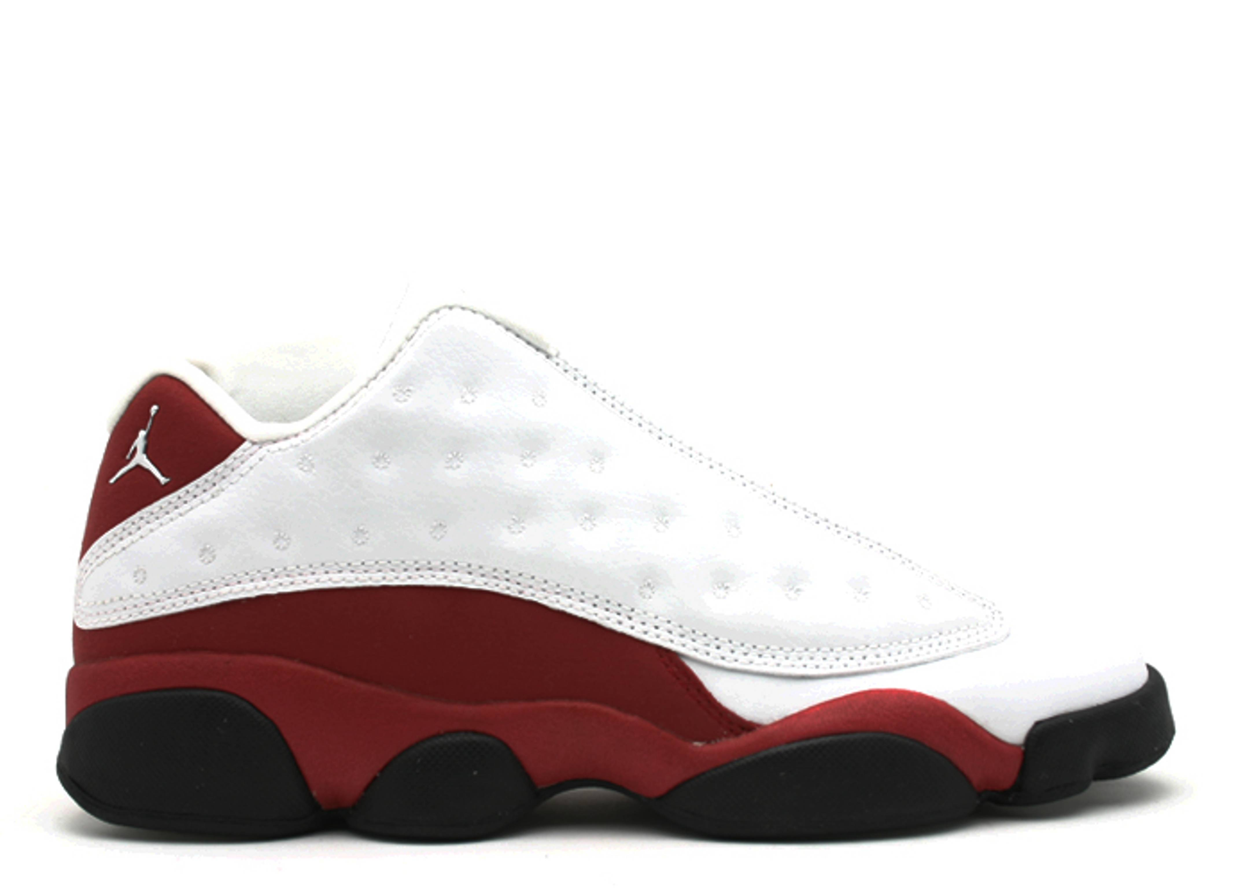 buy online 61f62 c4212 air jordan 13 retro low (gs)